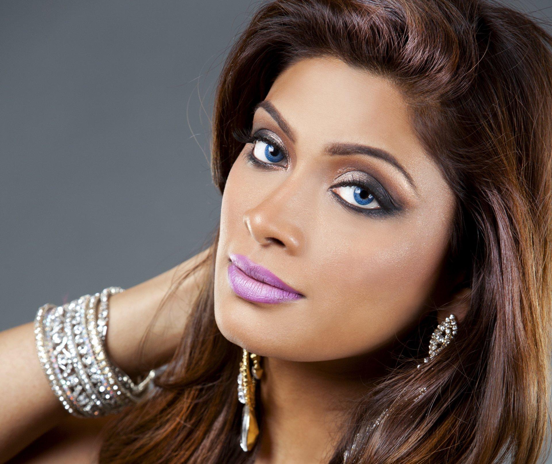 Девушки фота красивые индианки