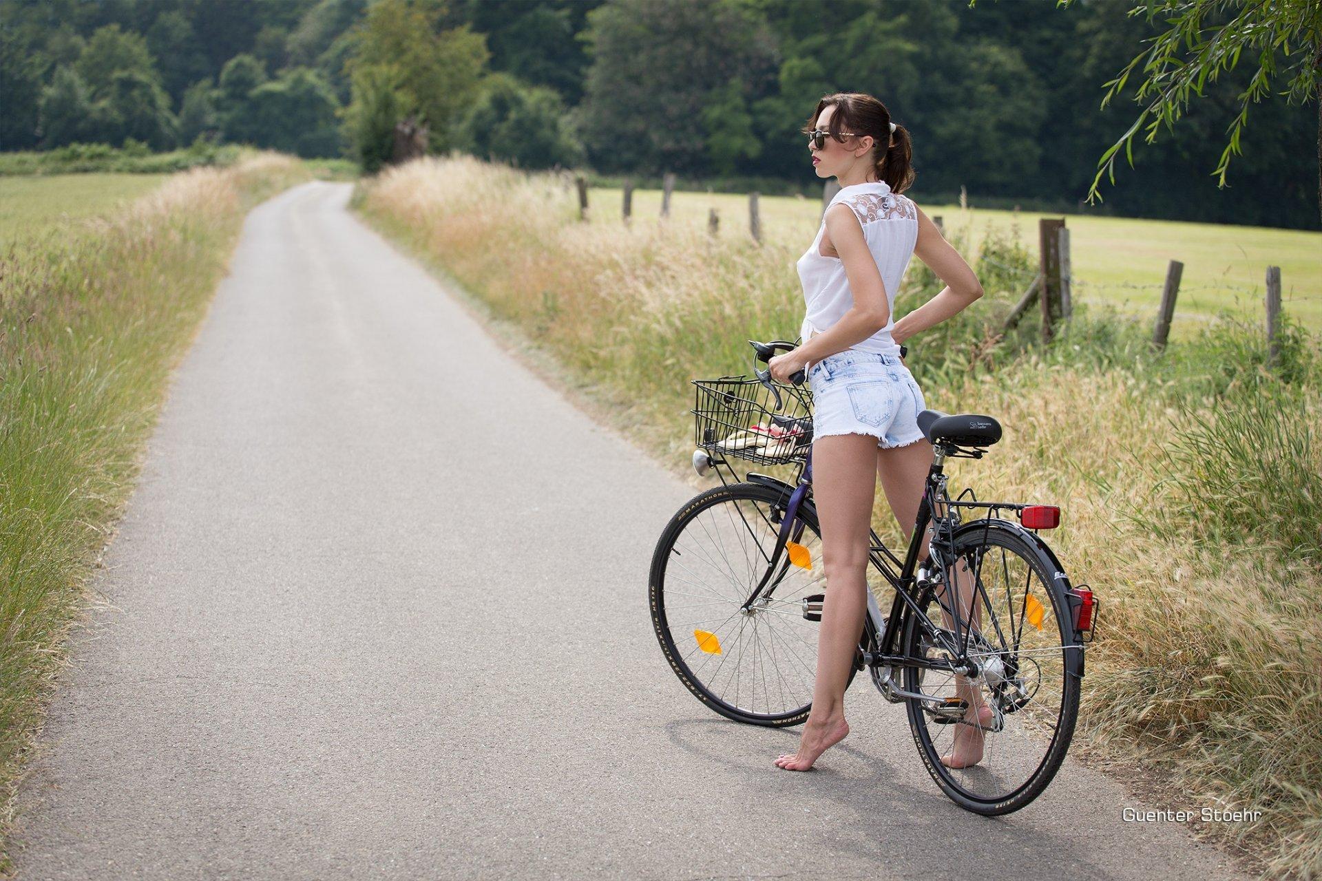 велосипедом знакомство с