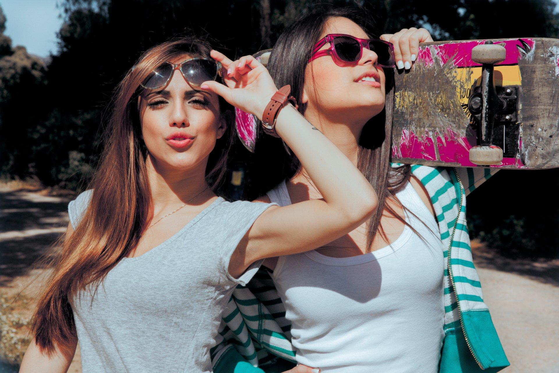 Приват модели beauty girl с подругой 17