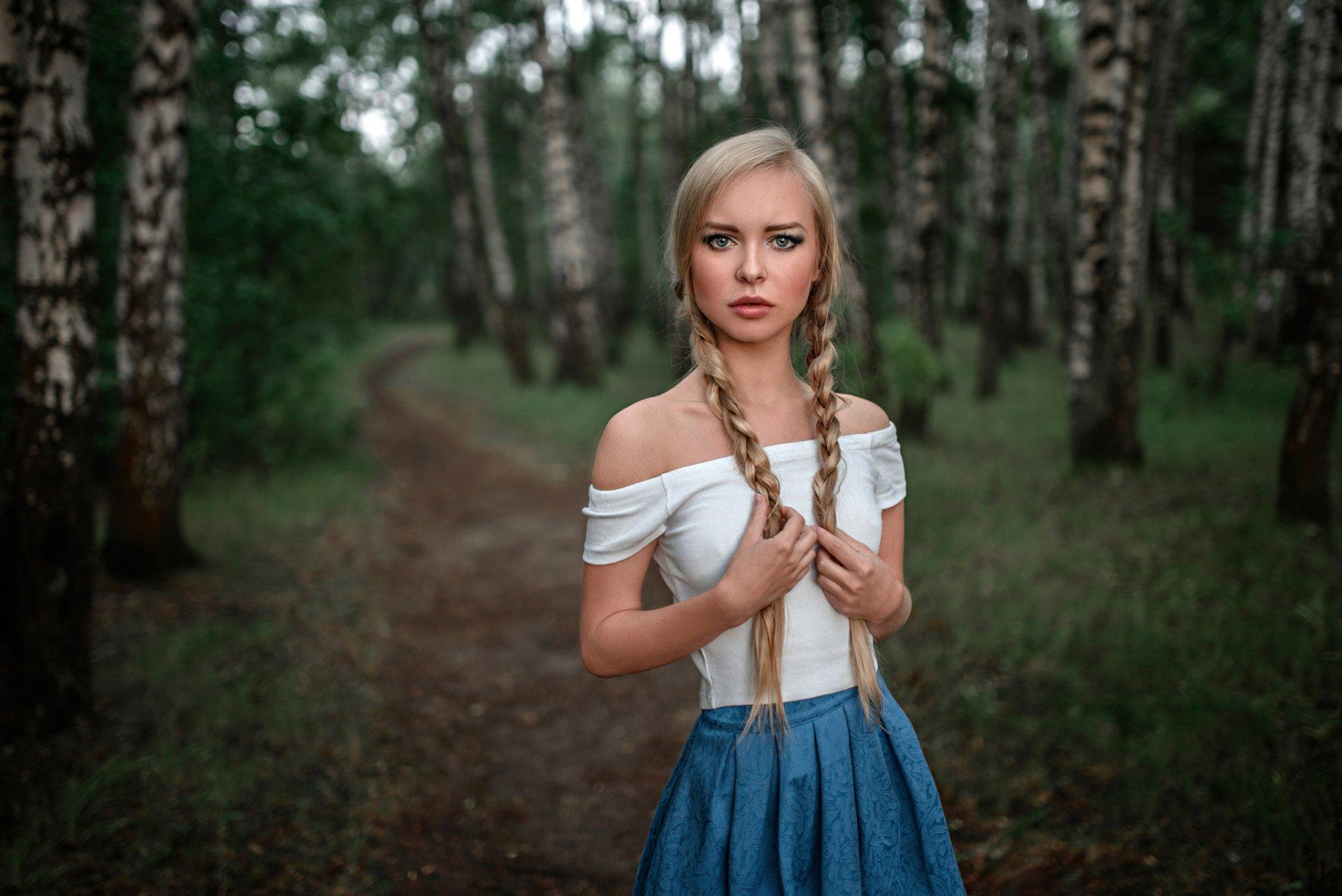 С двумя русскими девушками, С двумя русскими девушками так приятно устраивать 23 фотография