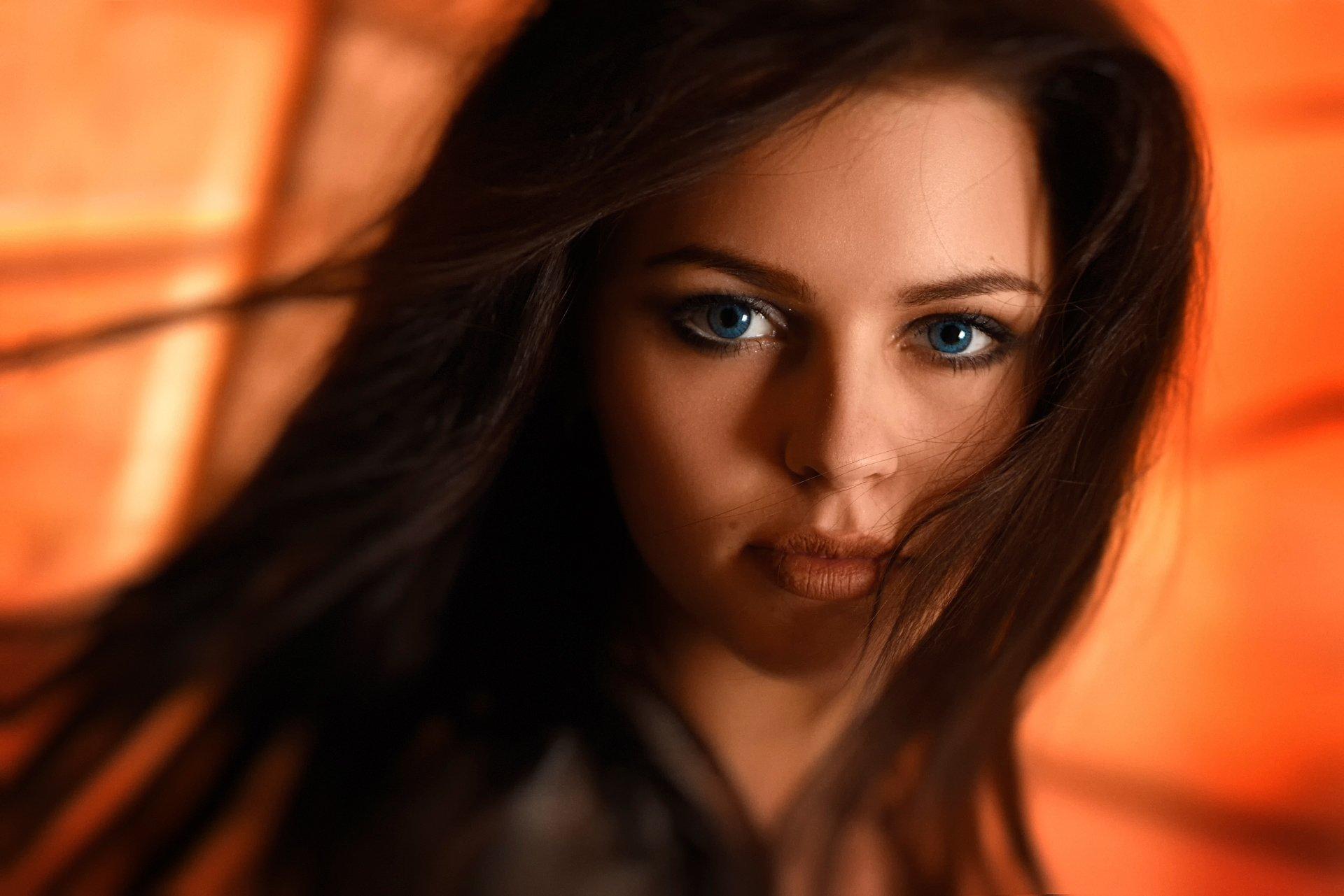 Картинки взгляд женщины