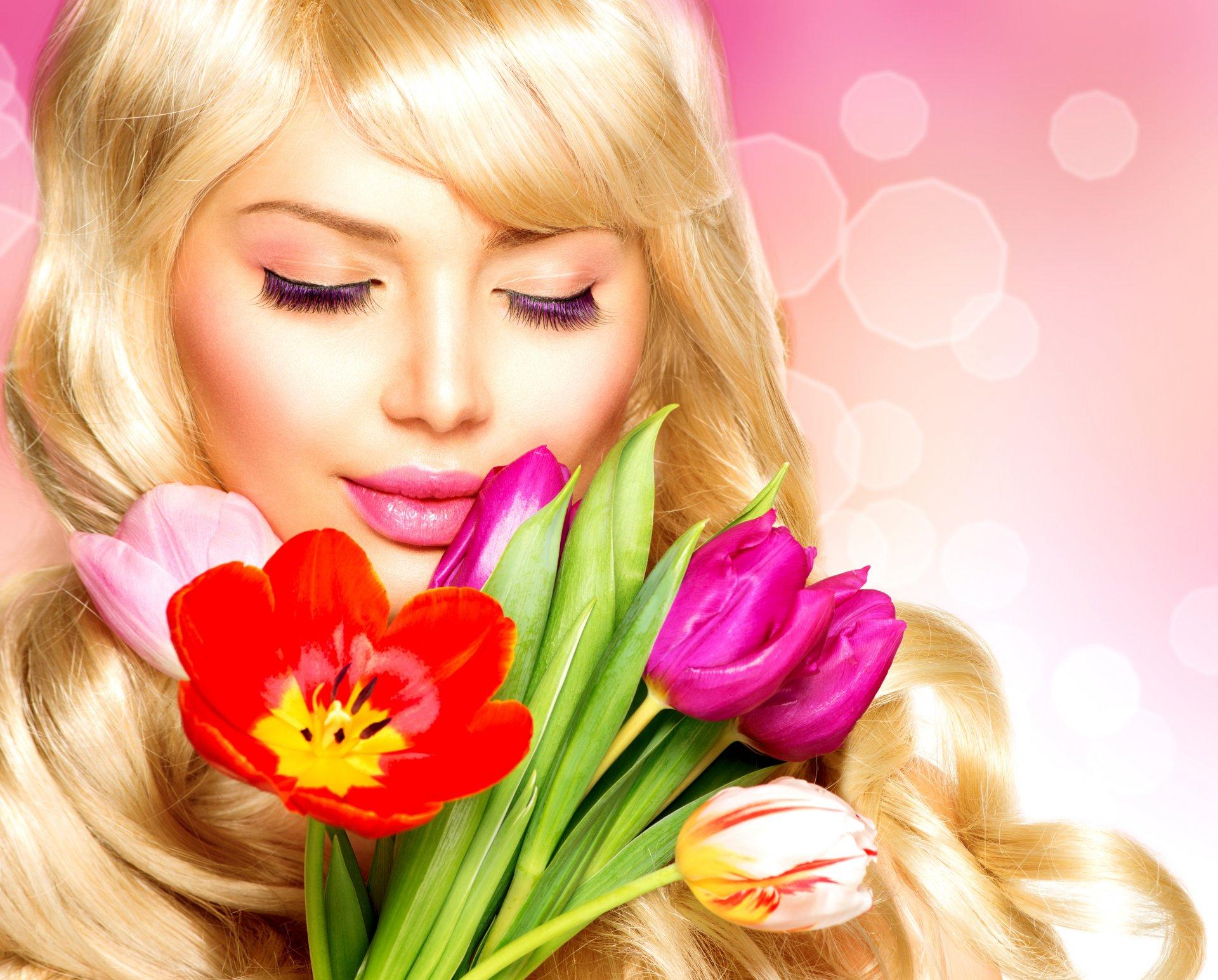 Хочу, открытка девушки красивые