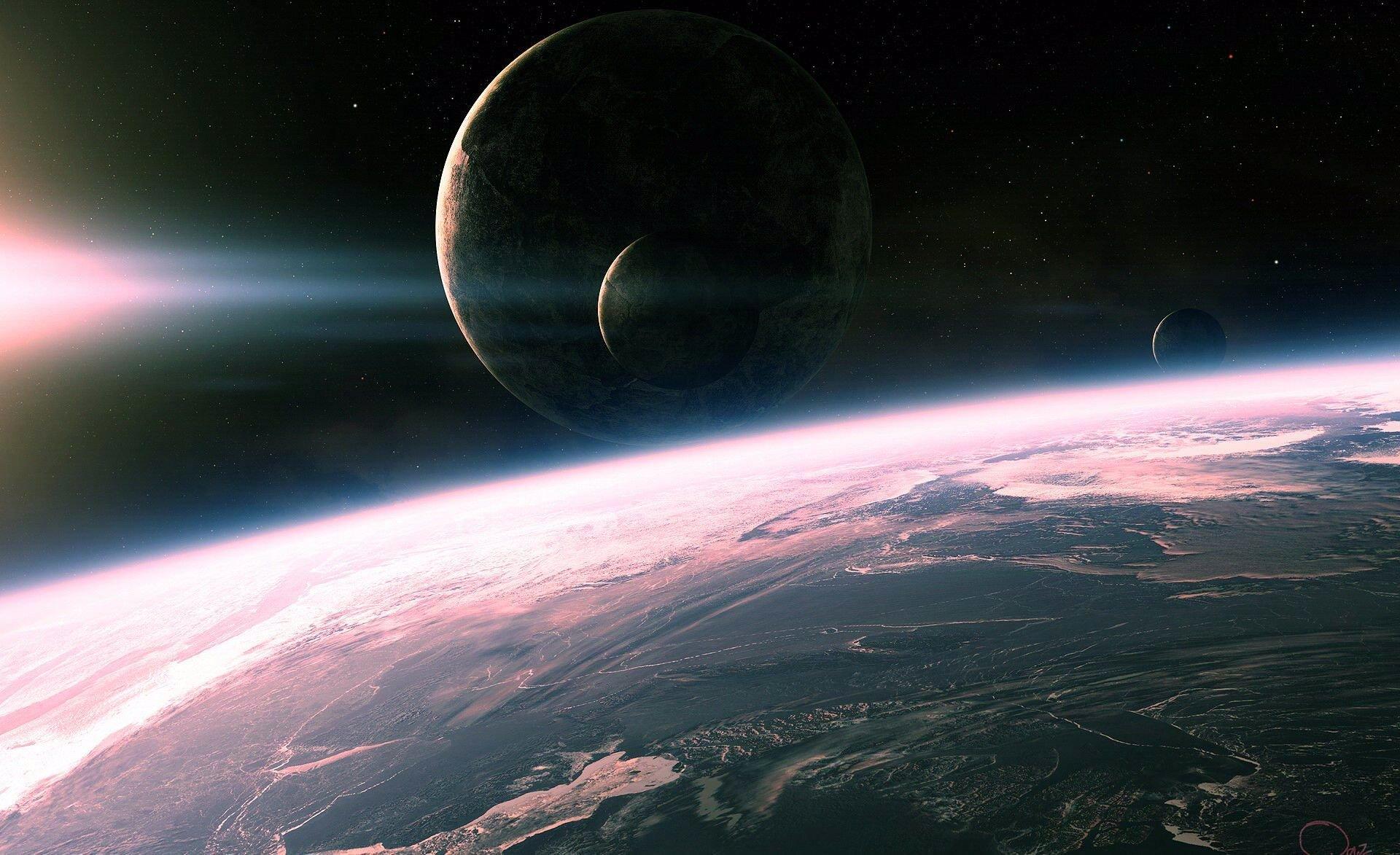 летом космос фото планет странно, мадам