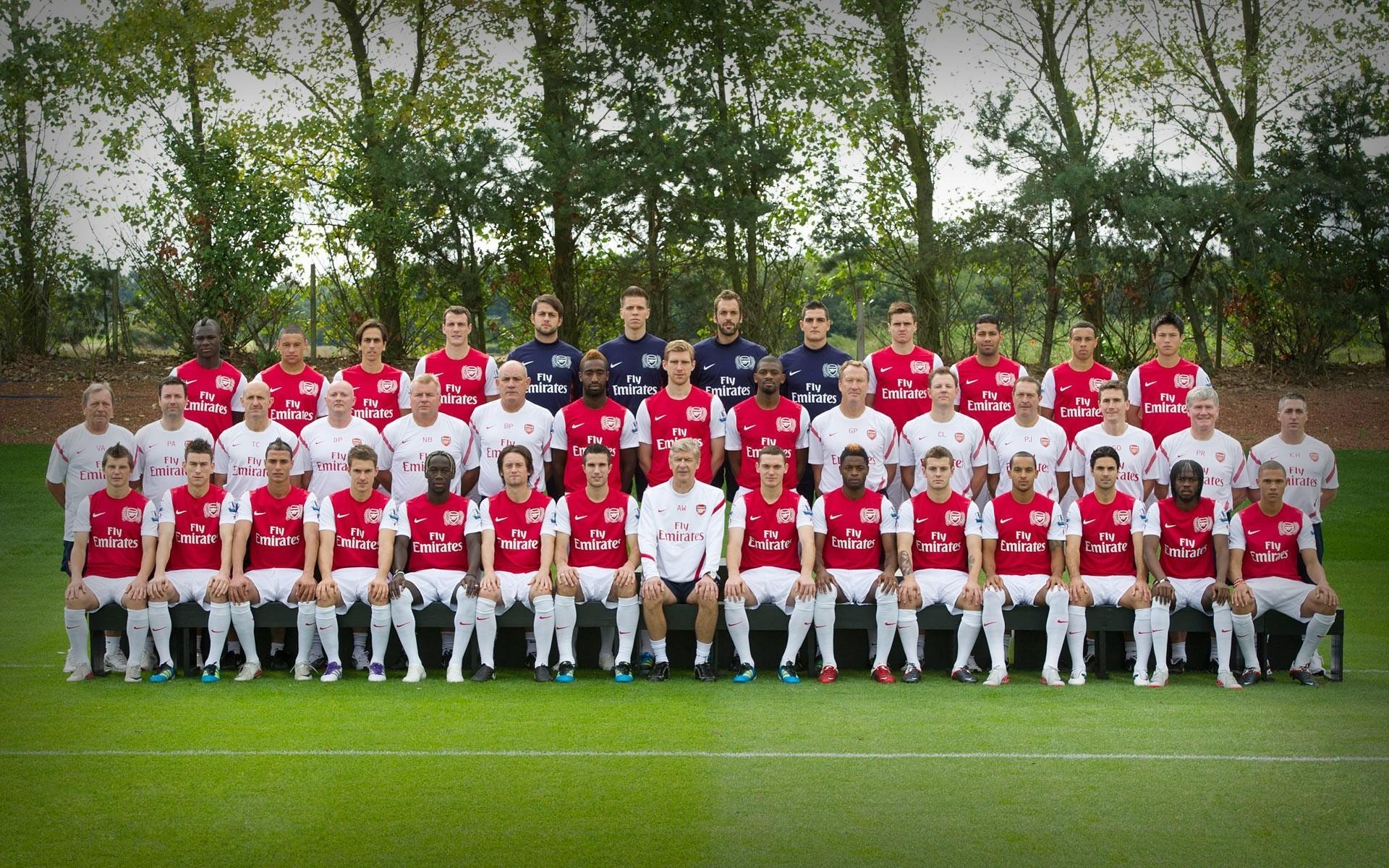 Футбольная команда арсенал лондон