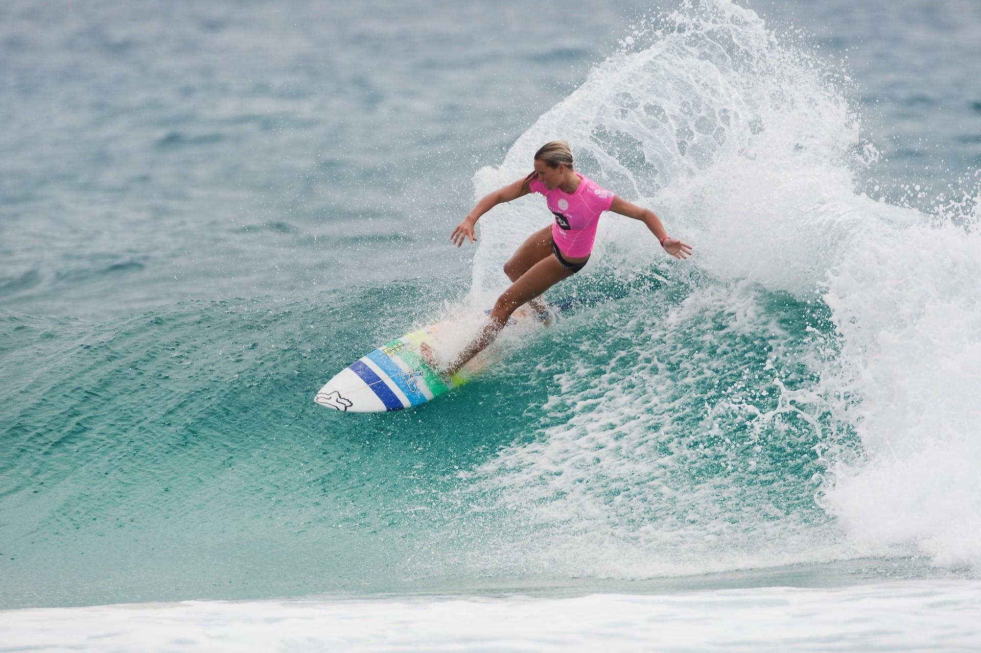 Девушки фото серфингистов