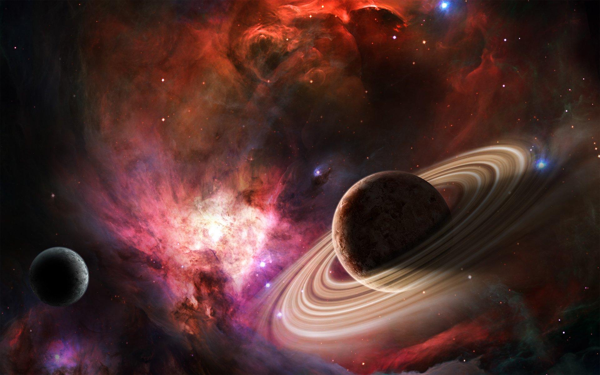 космос планеты фото в высоком качестве
