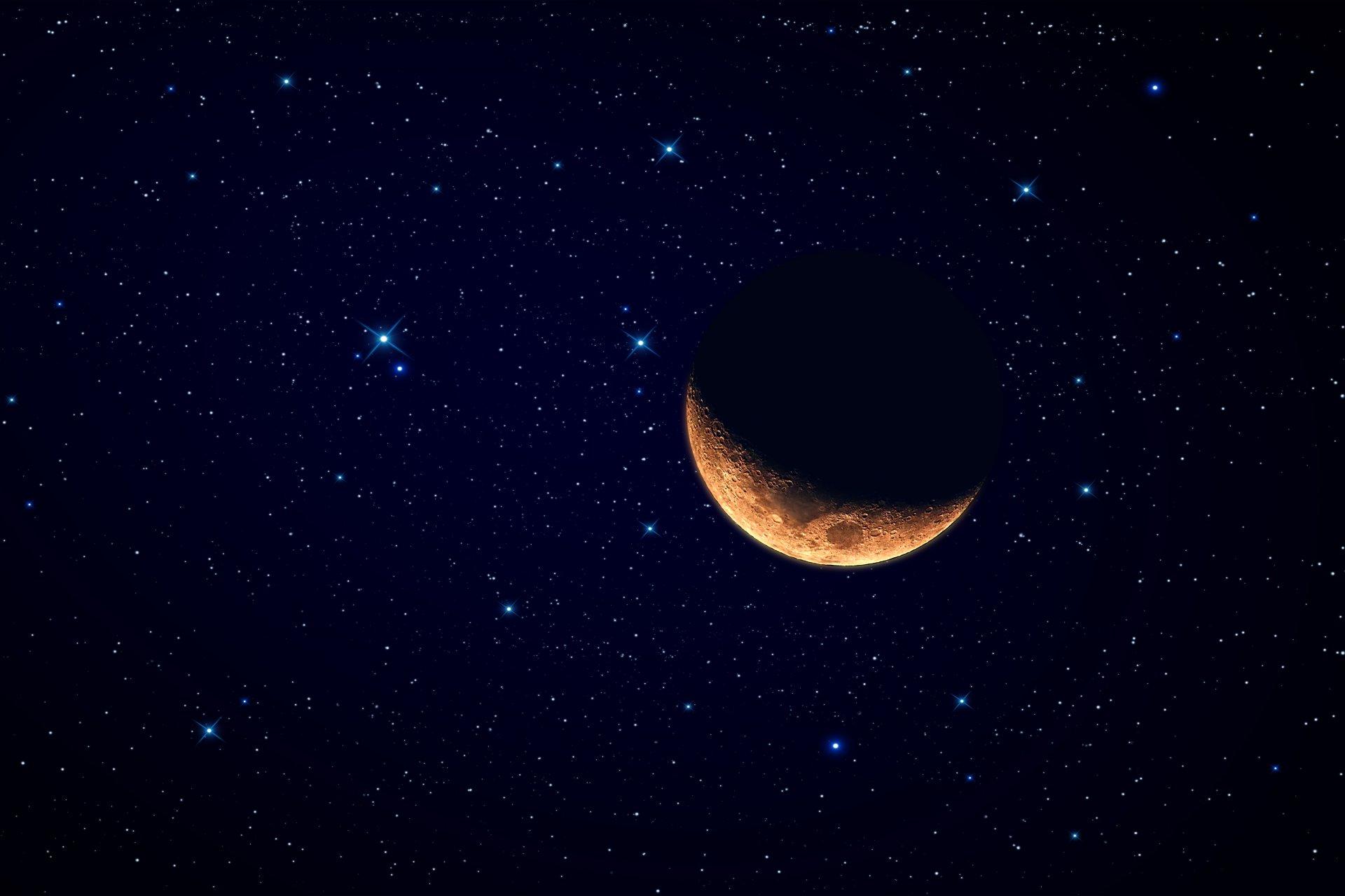 Fotos de lua cheia no mar 75