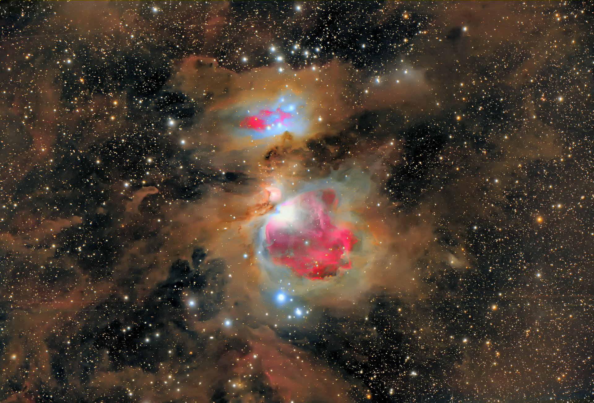 orion nebula pictures - HD 1920×1304