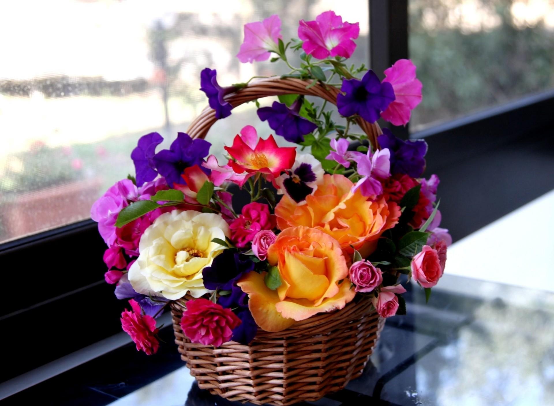 Красивейшие букеты цветов мира, цветы доставкой