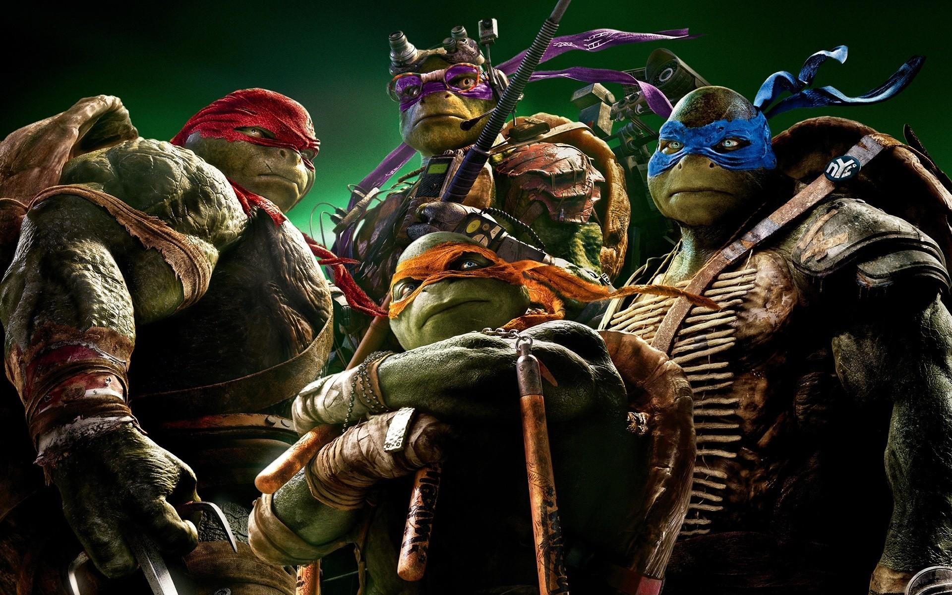 черепаха ниндзя кино