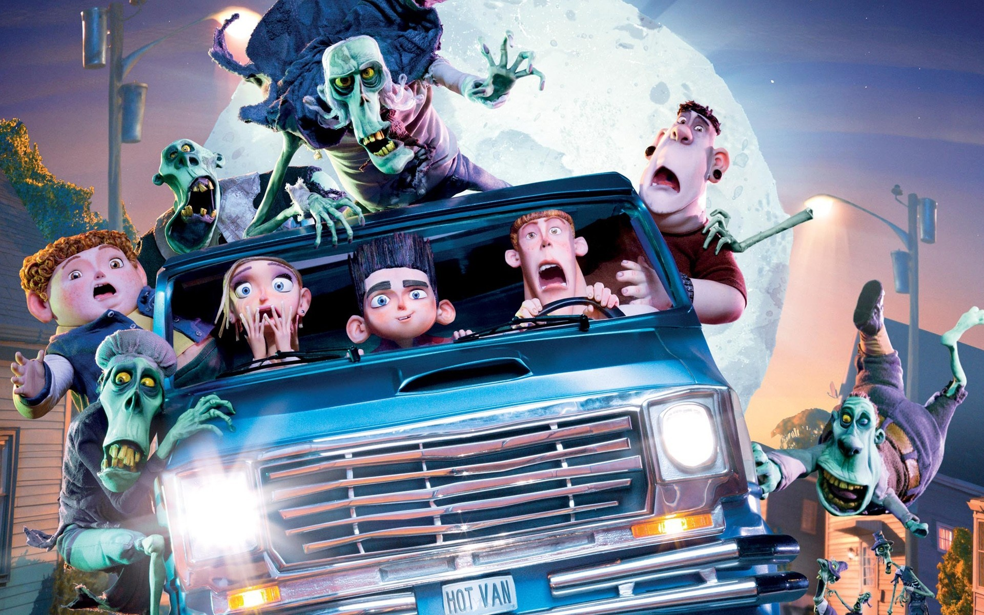 Кадры из фильма мультик паранорман или как приручить зомби смотреть