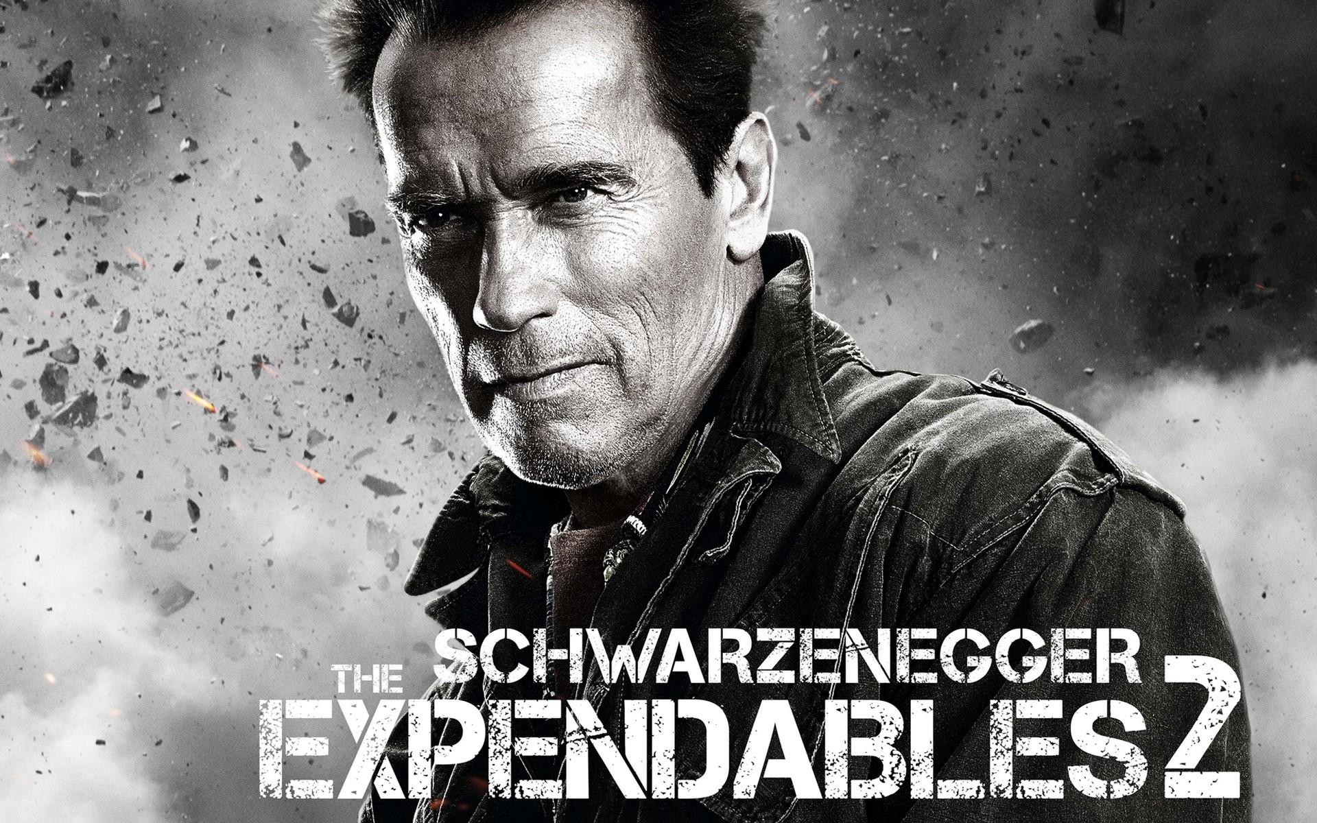 Bruce Willis, Expendables 2  № 1645381 загрузить