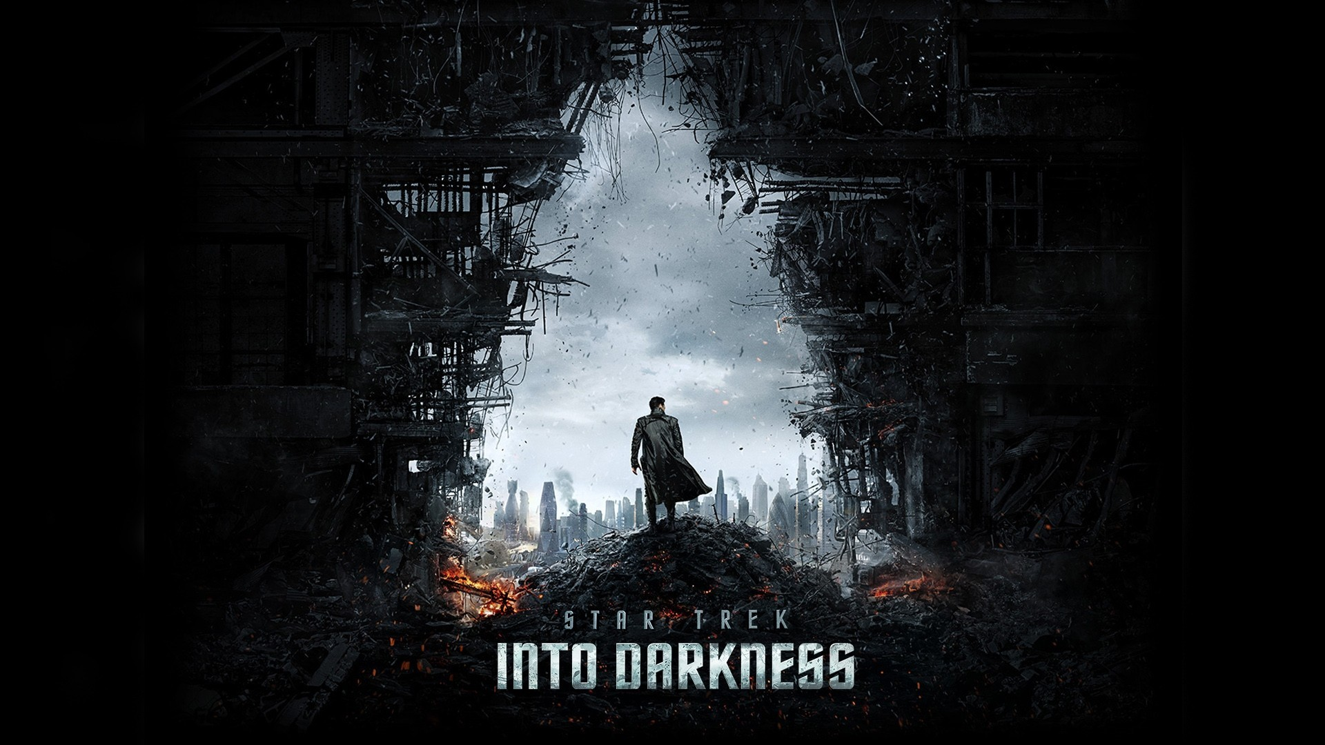 Amazoncom Star Trek Into Darkness Bluray DVD Digital HD Chris Pine Zachary Quinto Karl Urban Zoe Saldana Simon Pegg John Cho Anton Yelchin Benedict