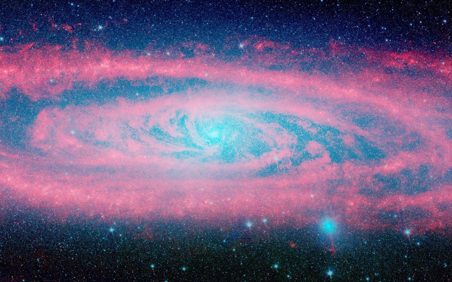 Бесконечный космос картинки