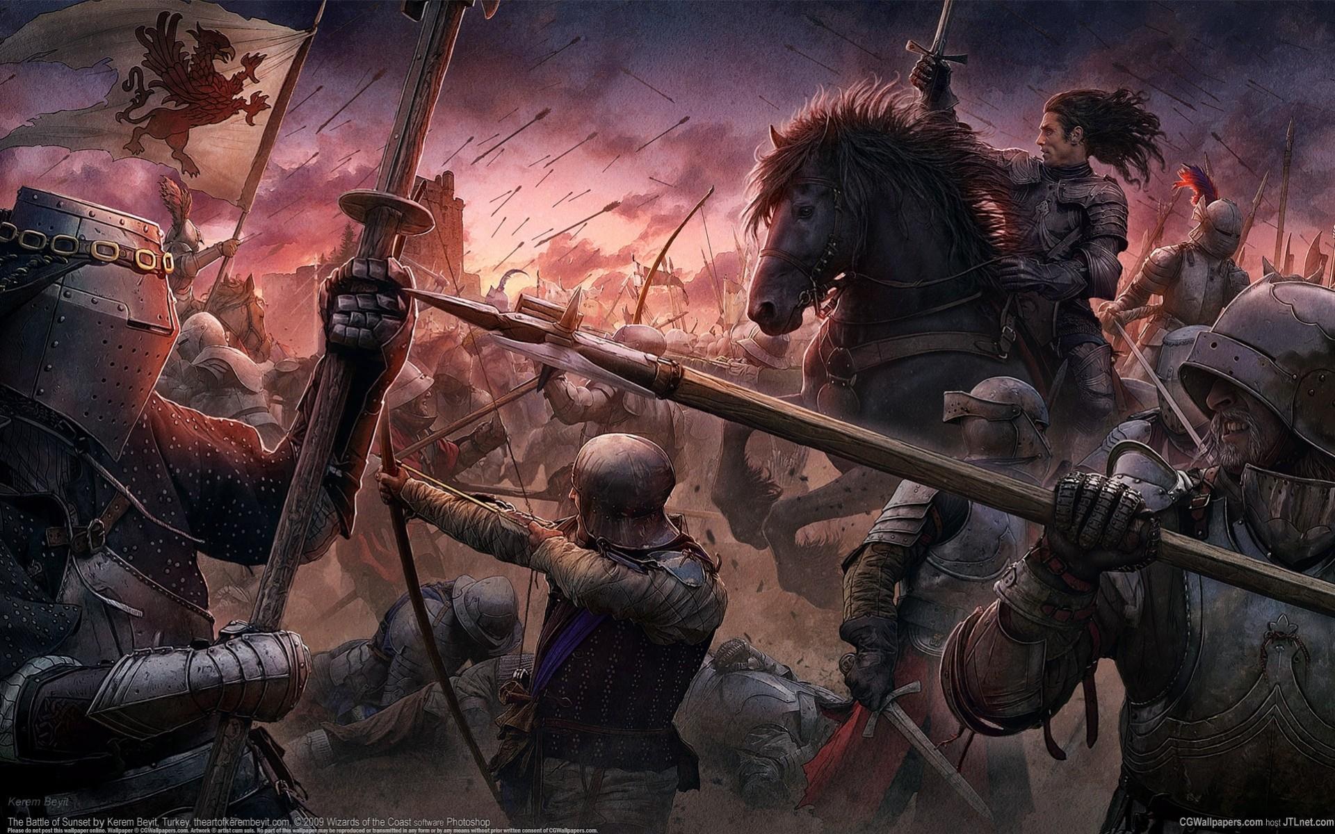 Охранники крепости загрузить