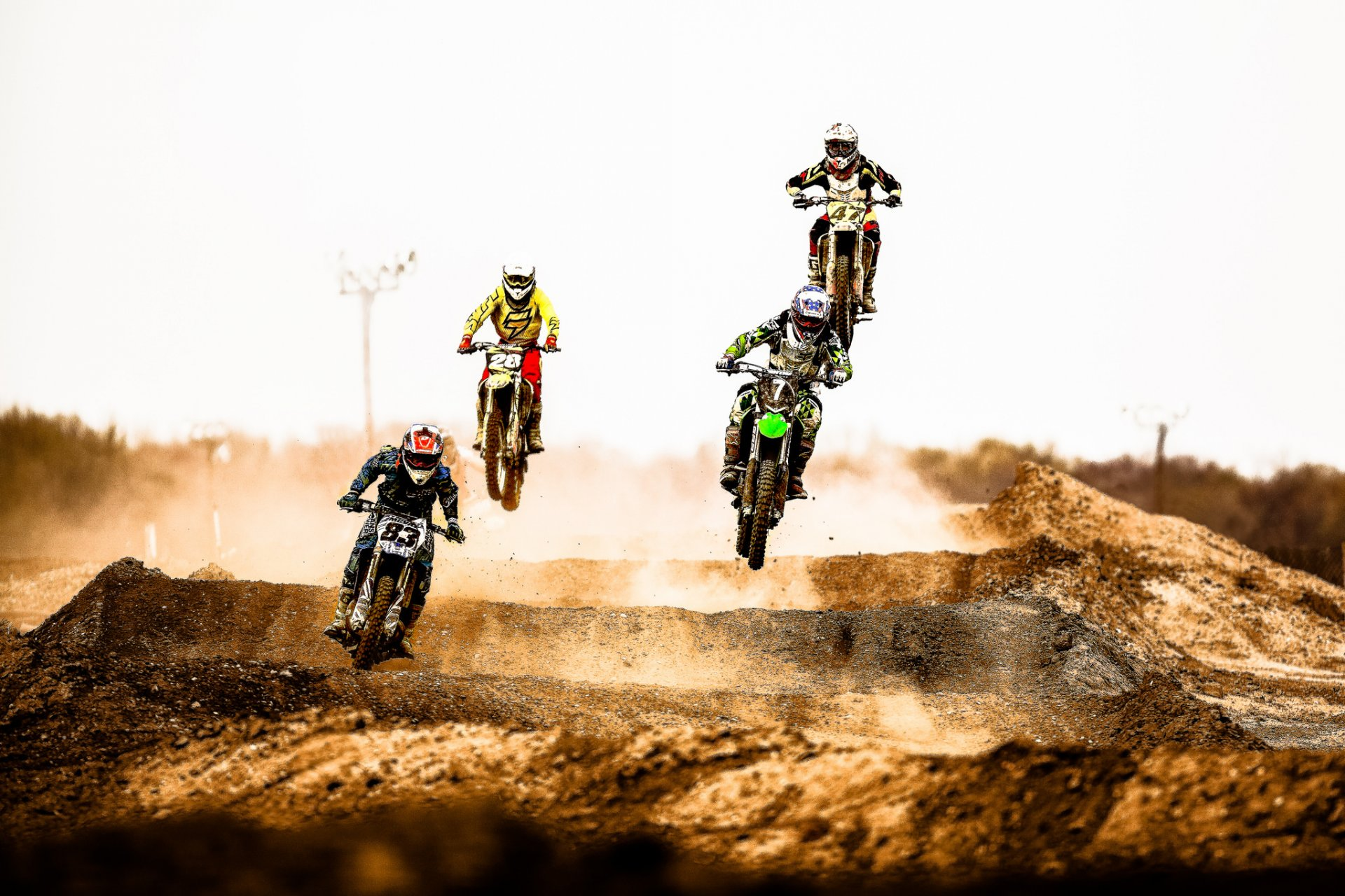 motocross sport or not A bunch of us guys at work were talking today about athletes, (mostly football) when i mentioned that top level motocross/enduro racers were the equal of.