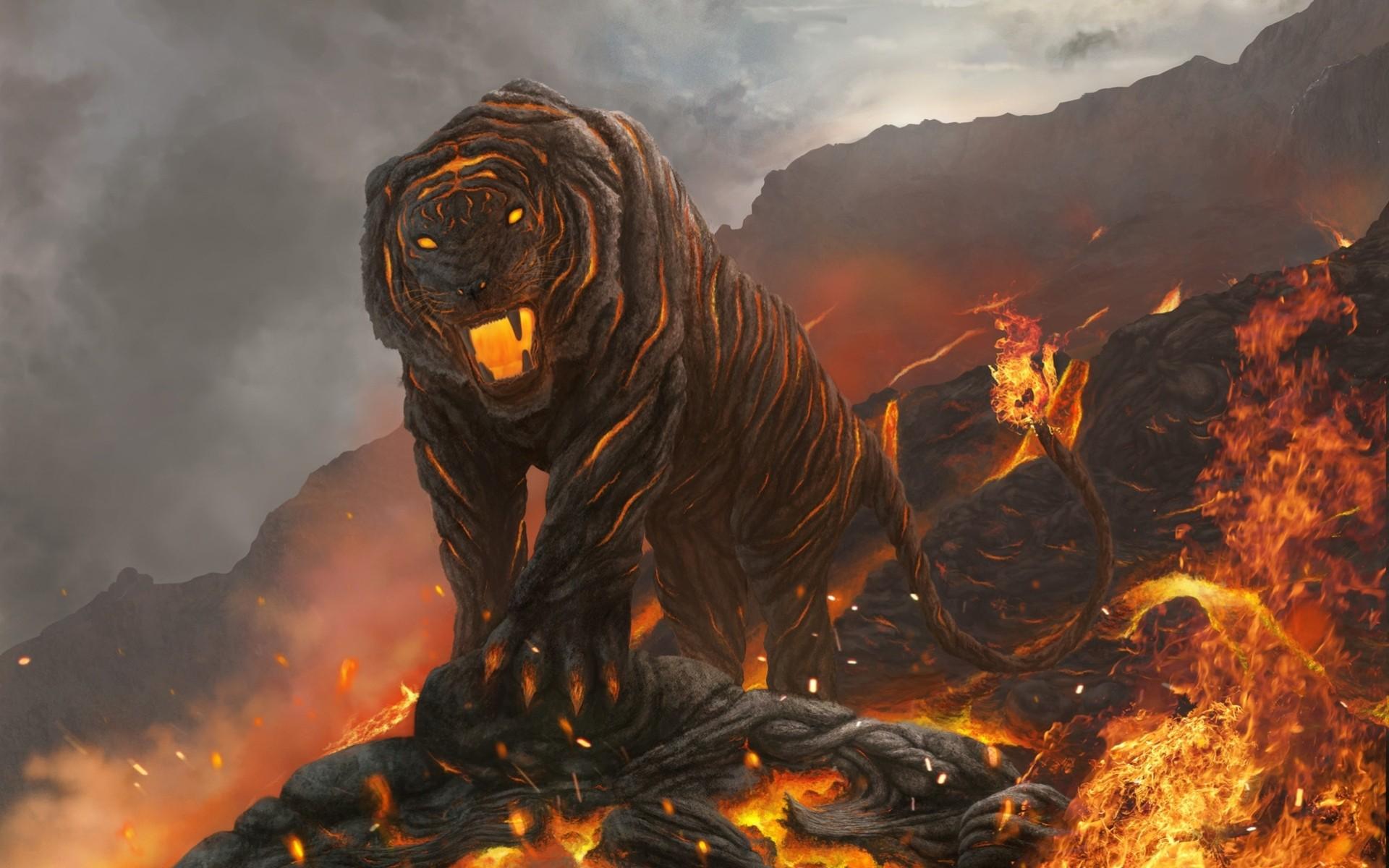 картинки тигров из игр смотрел разные
