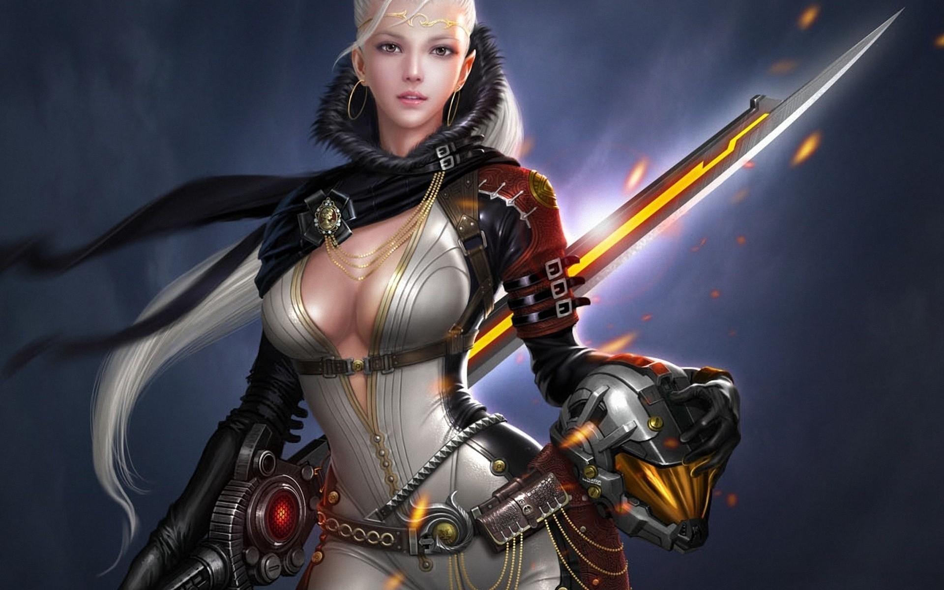 Warrior girls xxx image