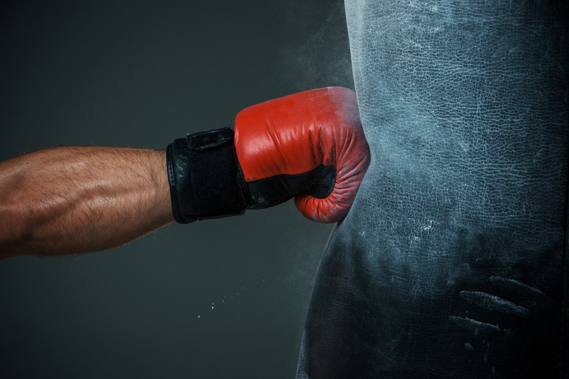Боксерские перчатки - картинки