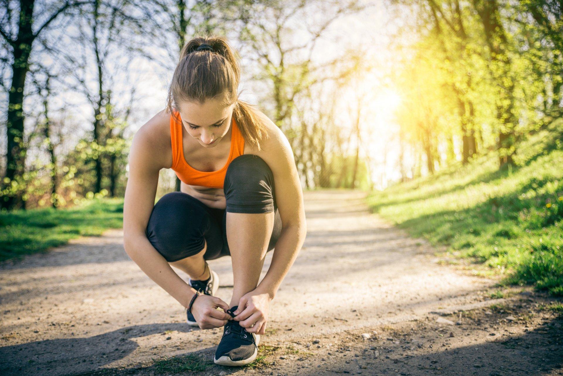 картинка фитнес на улице