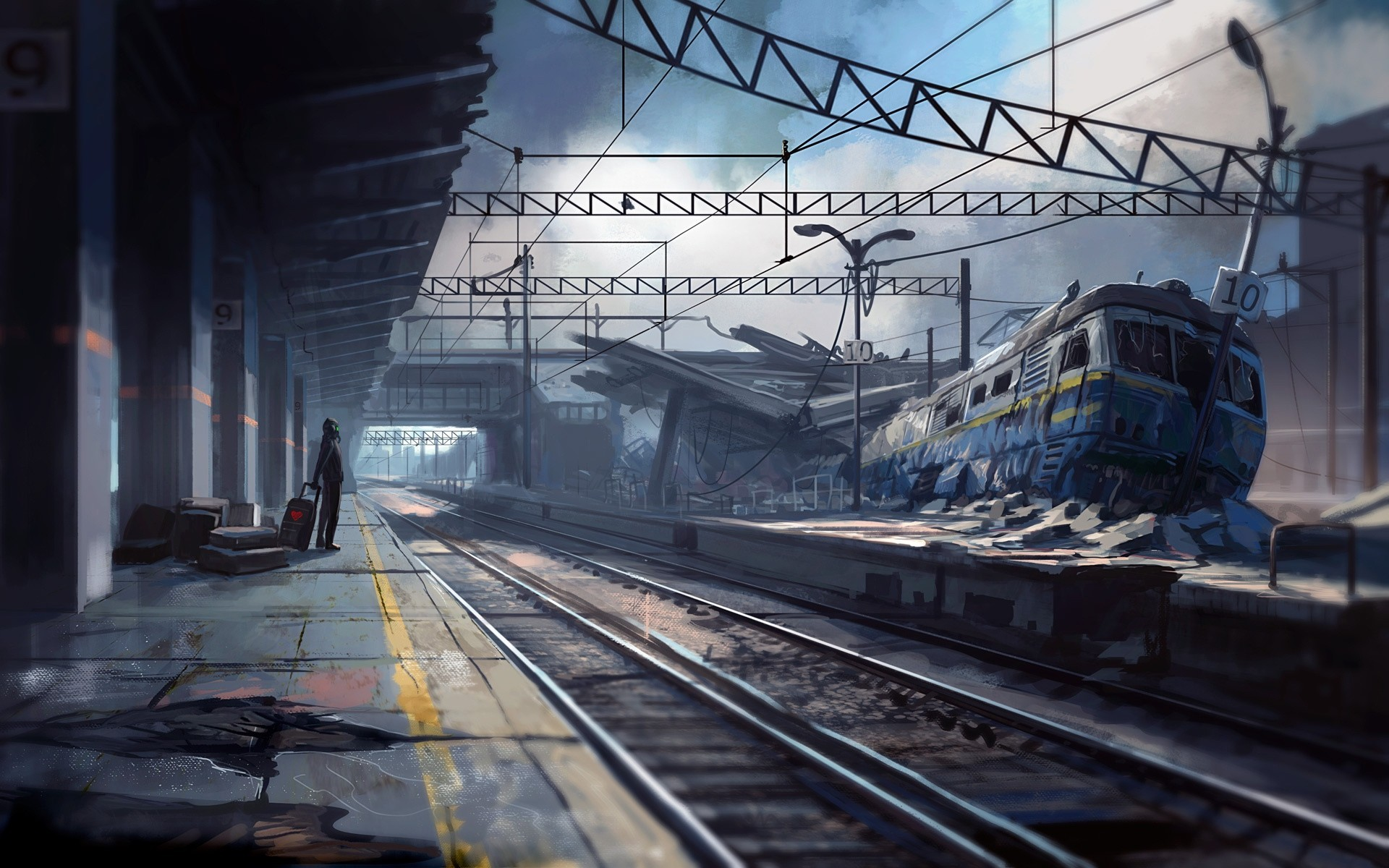 Депо метрополитена  № 1928052 загрузить