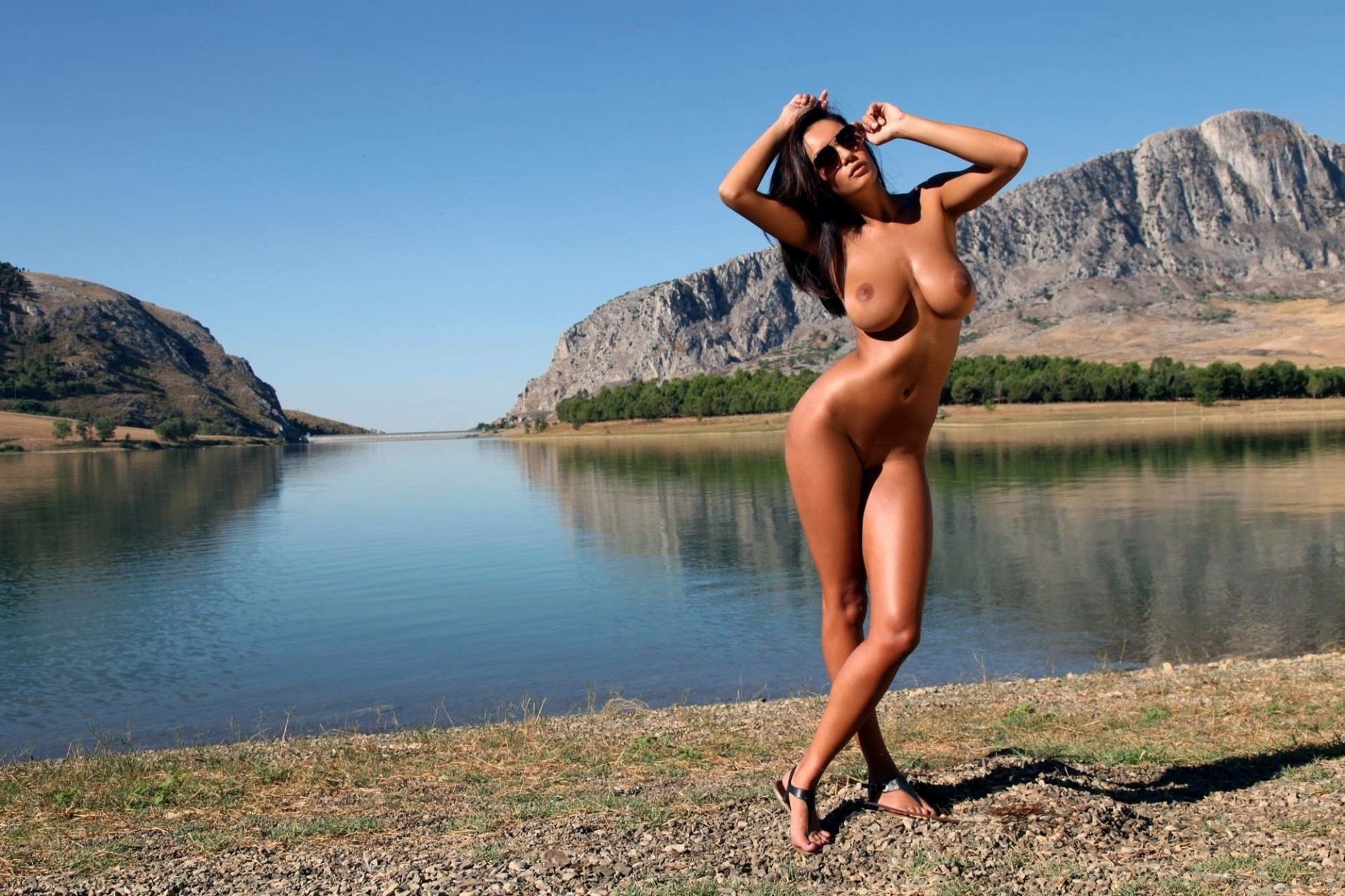 Slovenia nude woman pussy