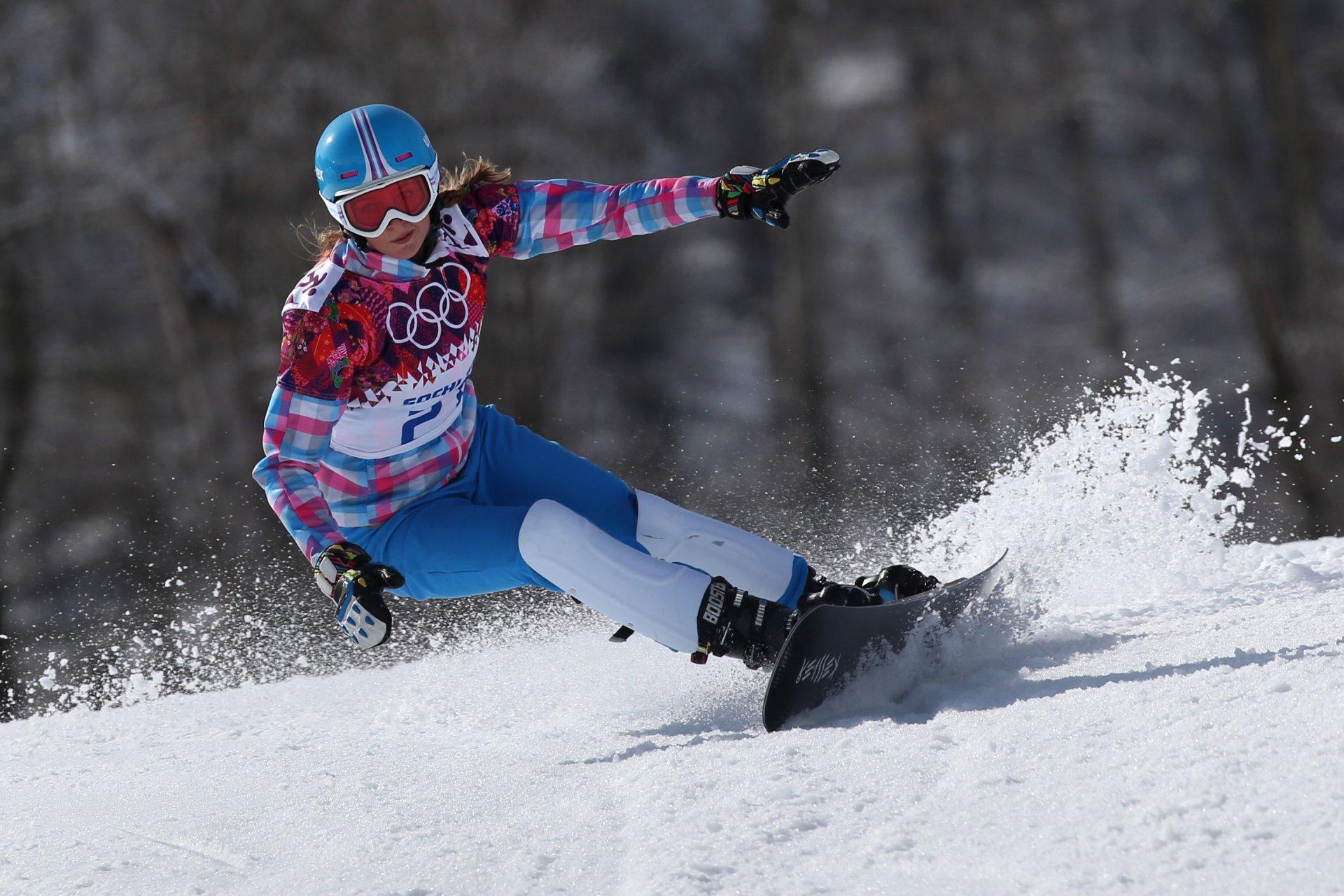 алена заварзина сноуборд параллельный гигантский слалом сочи 2014 xxii  зимние олимпийские игры россия 6f44cdd4ce8
