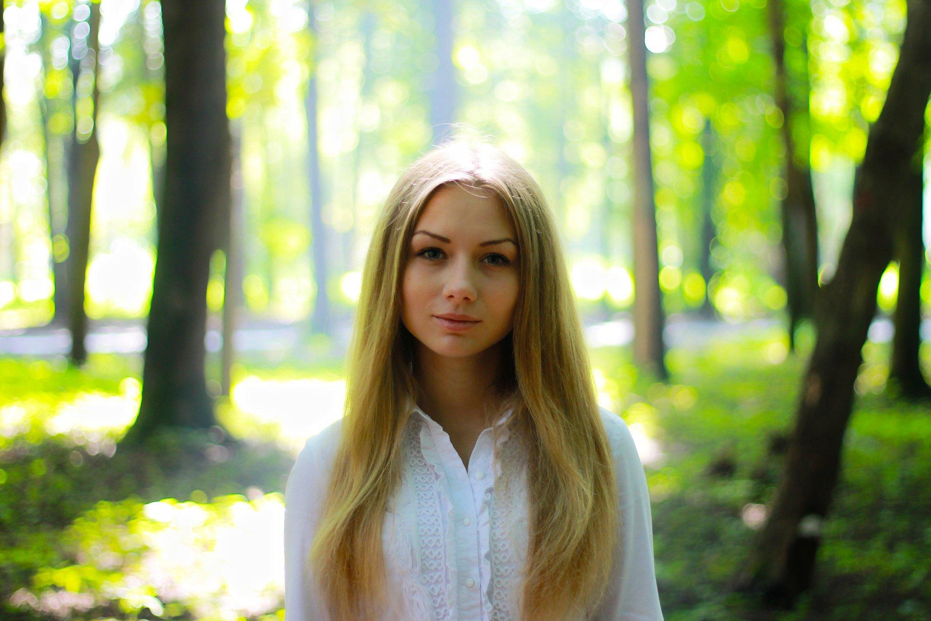 Фото девушек люьительские
