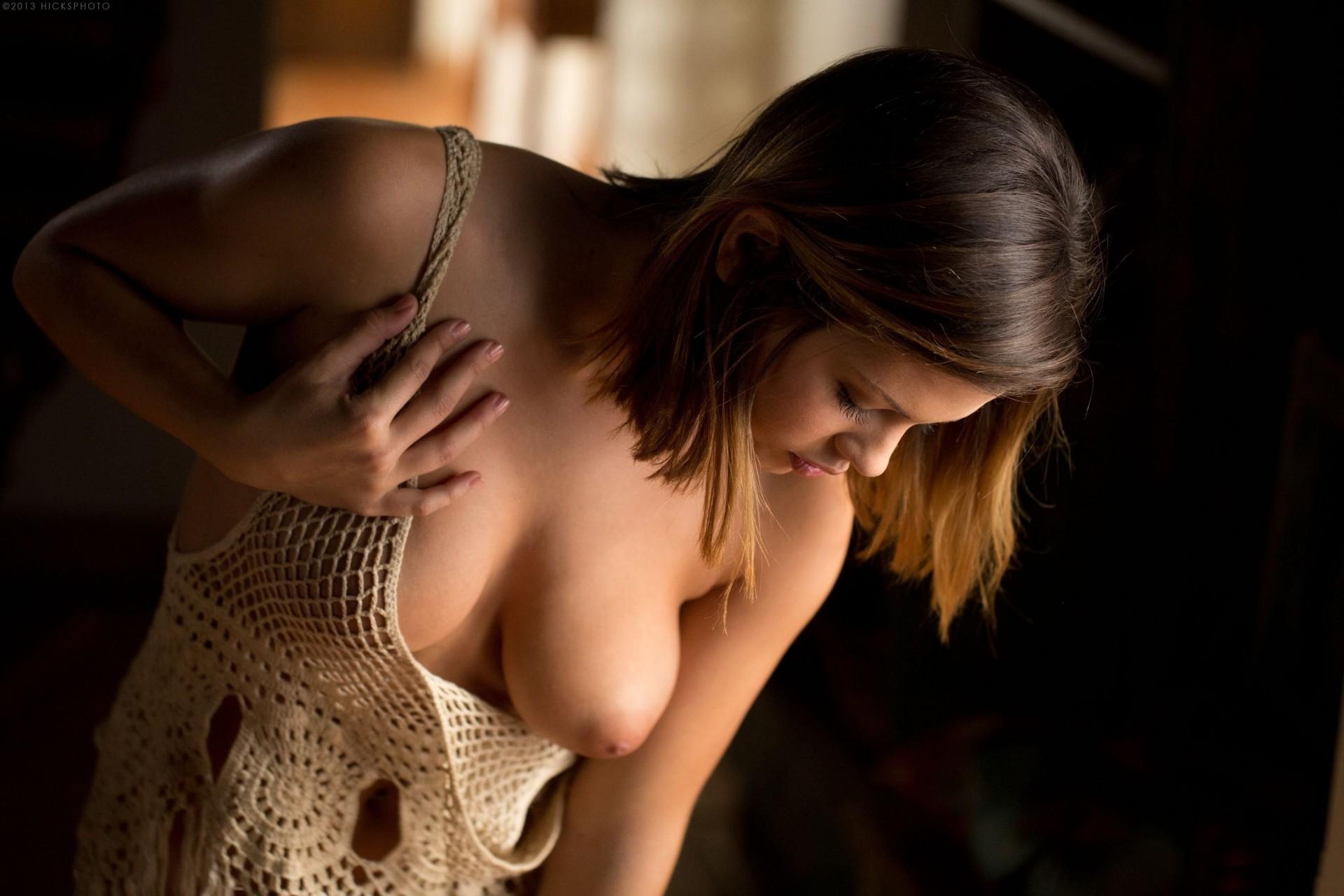 Фото красивых сексуальных сосок