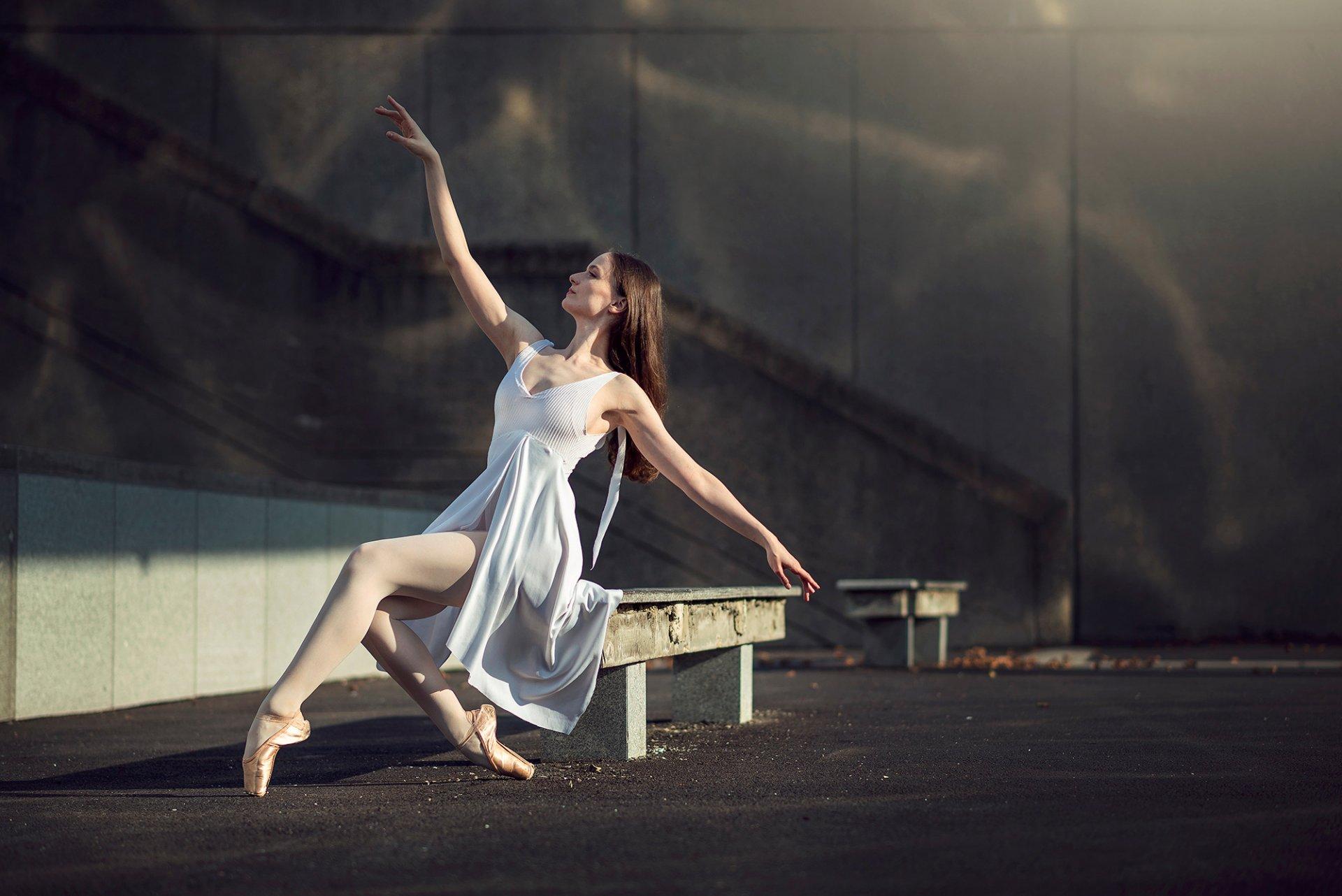 проходили замке необычные фото балерин порвал