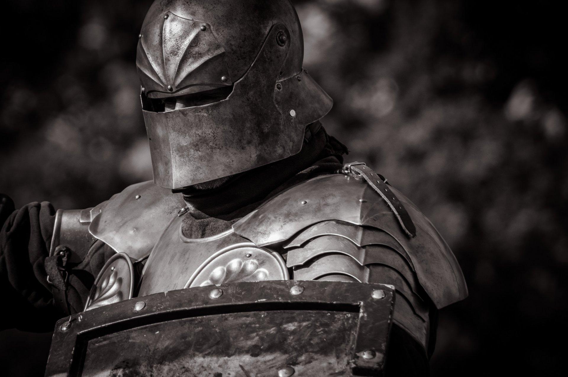 Открытки лет, картинки рыцаря в доспехах