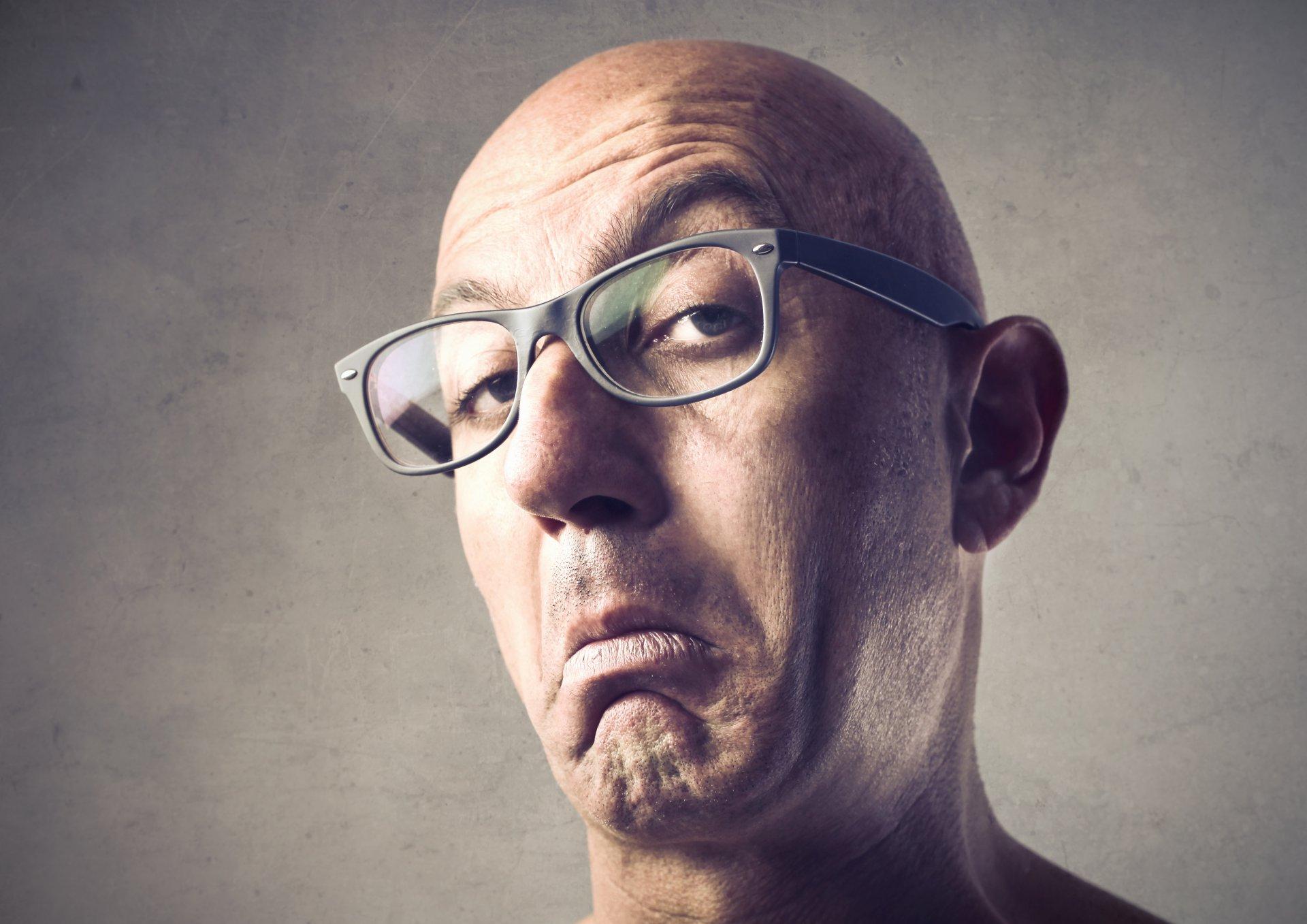 Прикольные картинки мужчин в очках