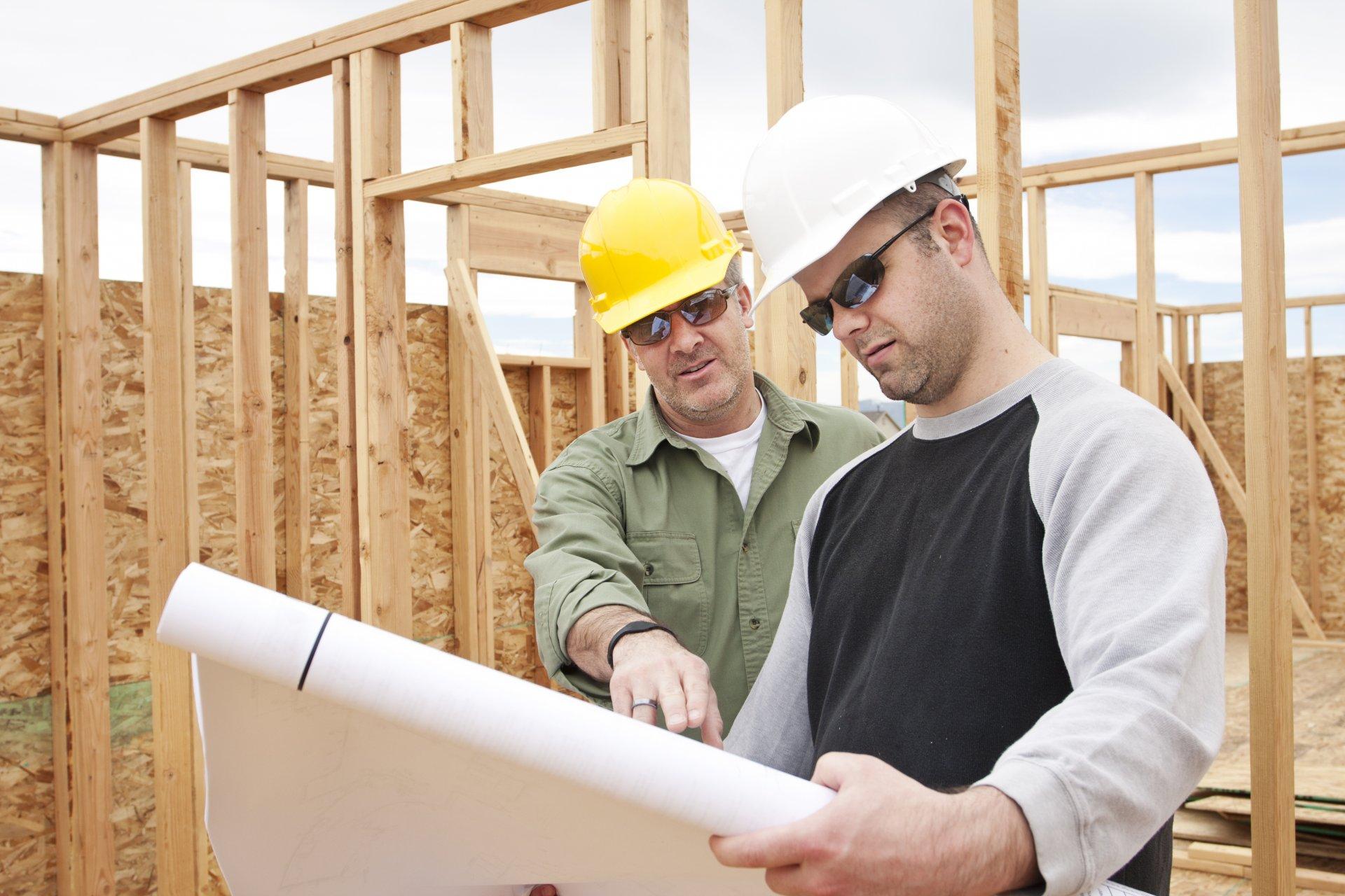 как работает строительная фирма