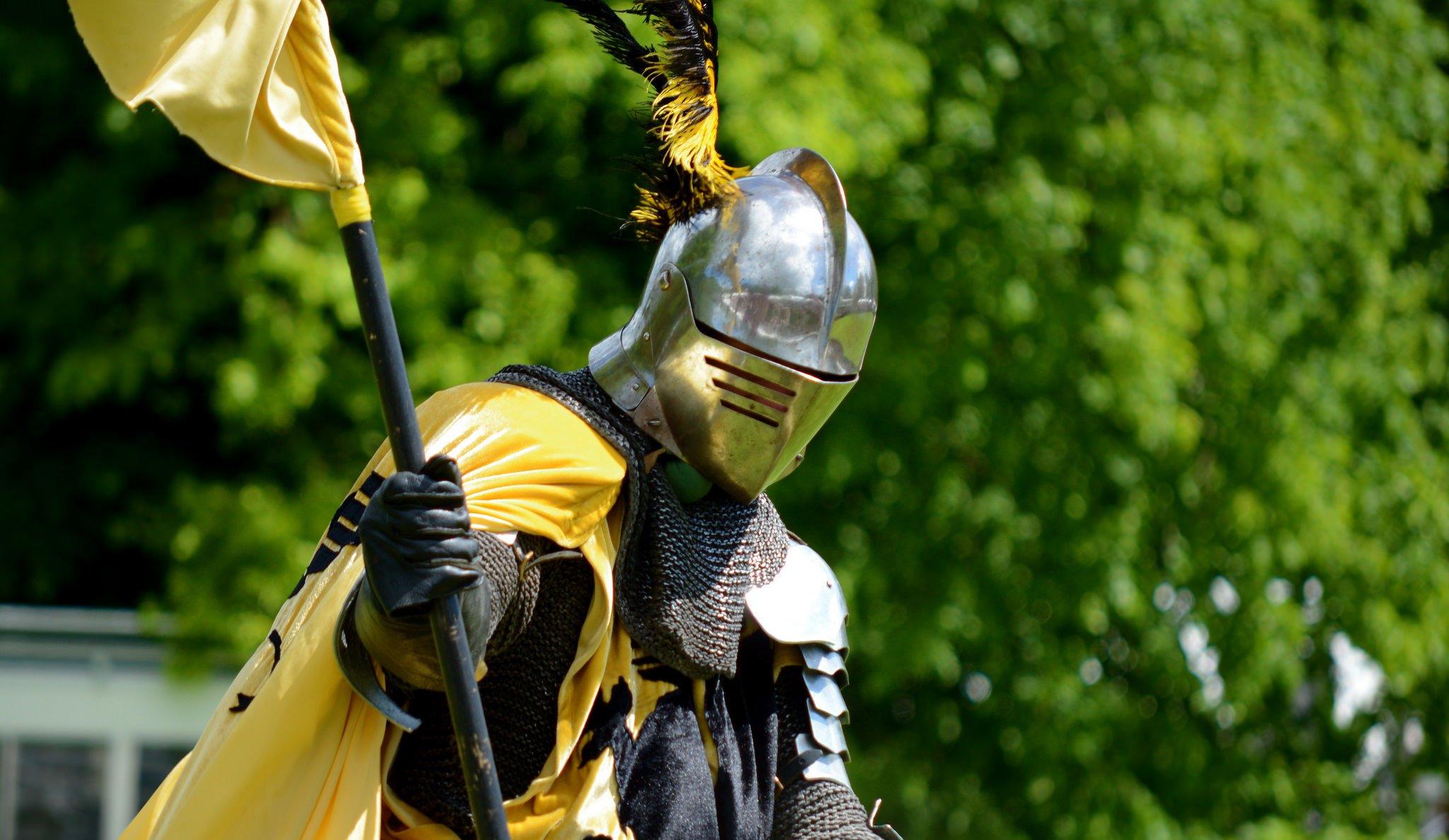Обои Рыцарь, шлем, доспехи. Разное foto 12
