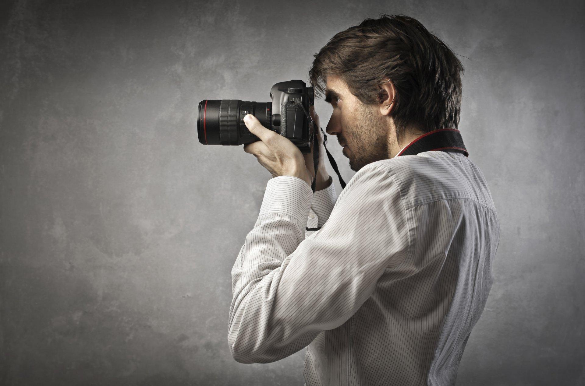 хочу сменить профессию на фотографа лучше места