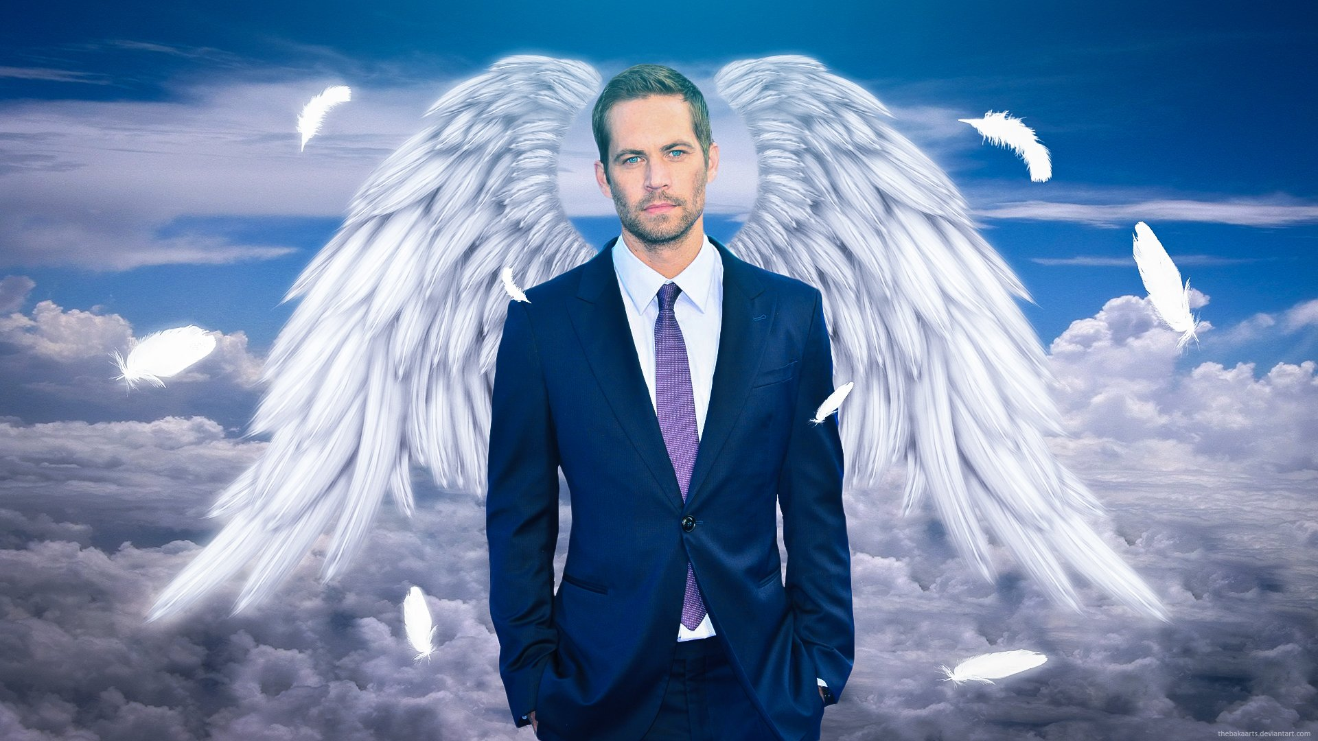 Картинки ангела с крыльями мужчины, логотипом орифлэйм