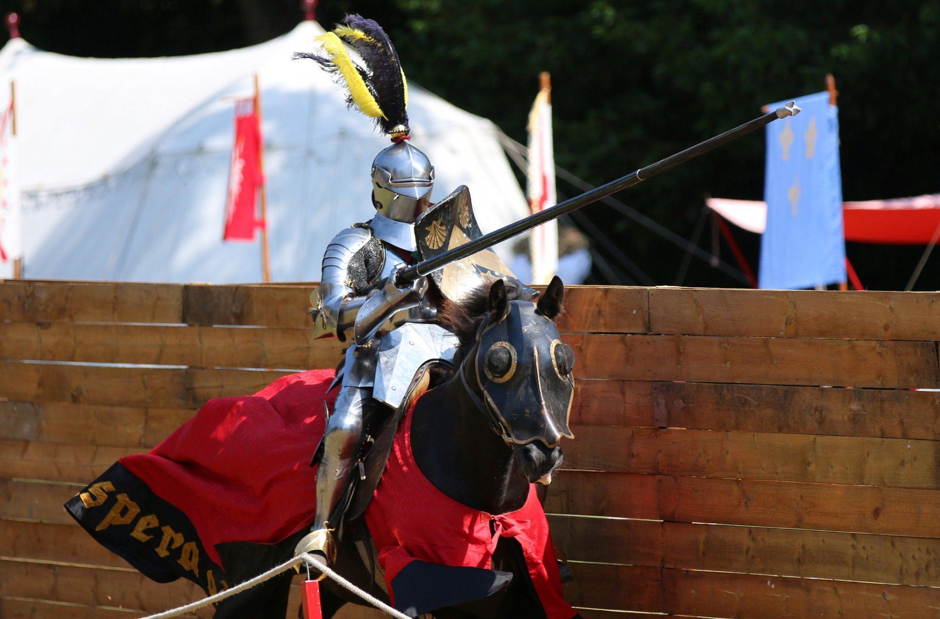 Обои доспехи, Рыцарь, лошадь. Разное foto 17
