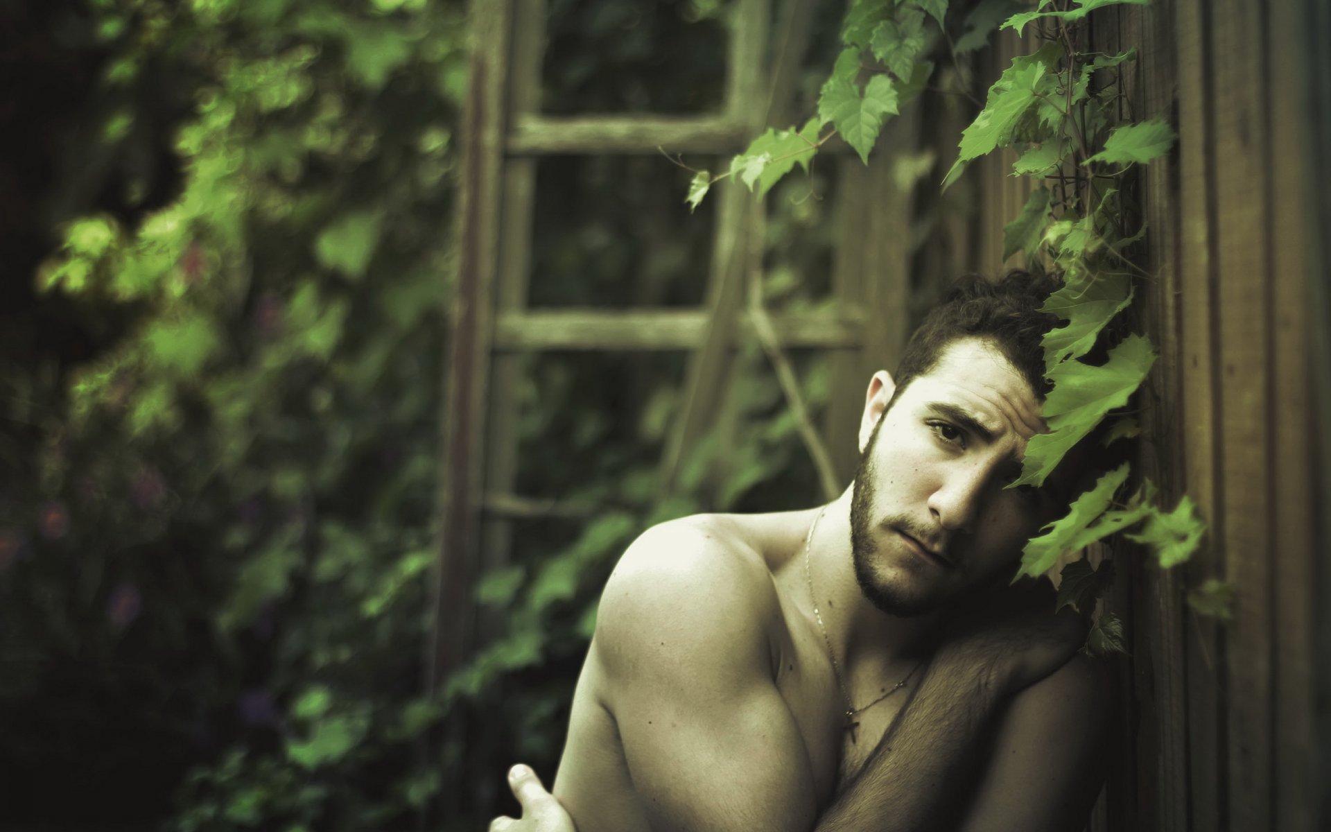 могут быть мужчина в лесу картинки отличие своих родителей