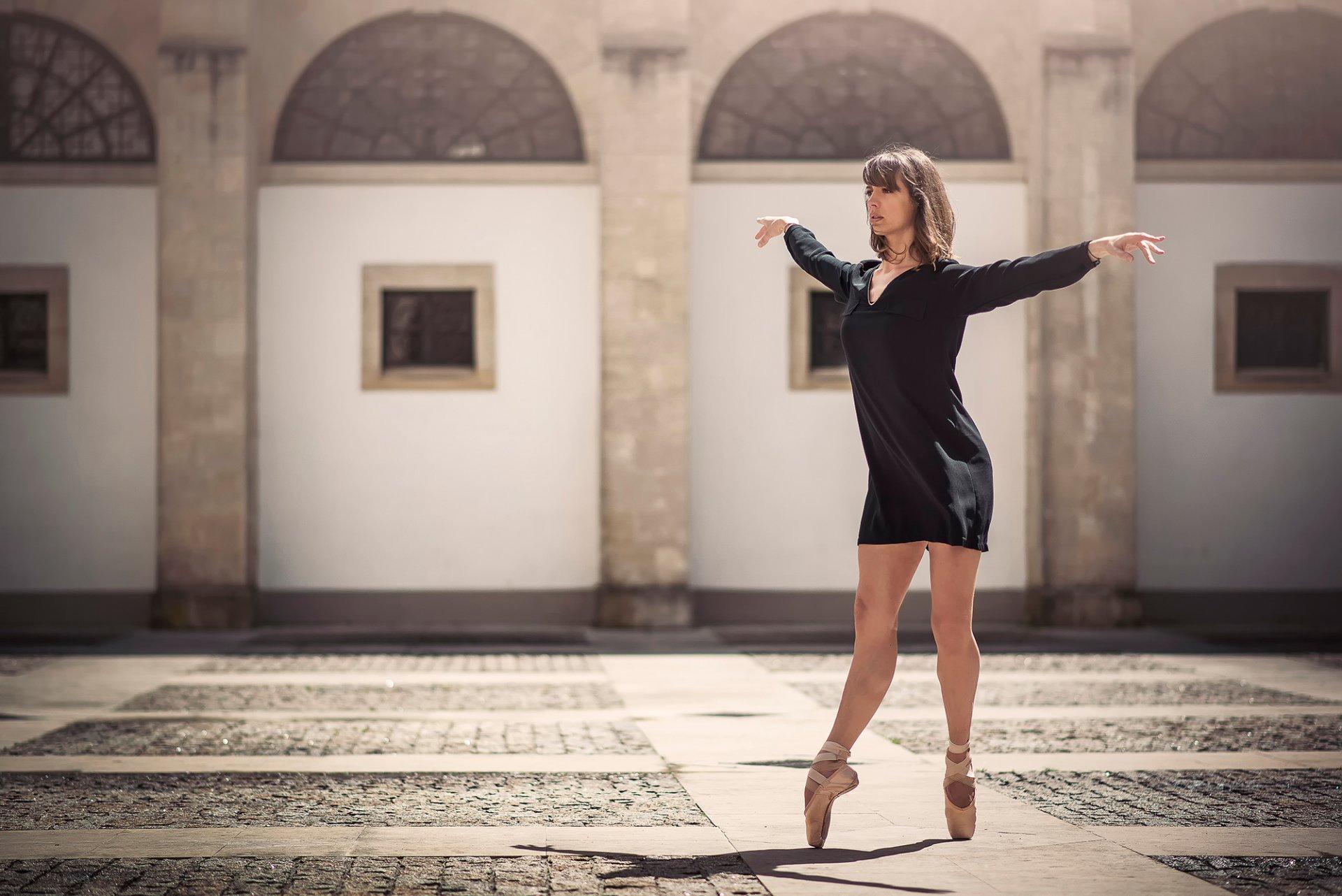 как танцуют девушки - 3