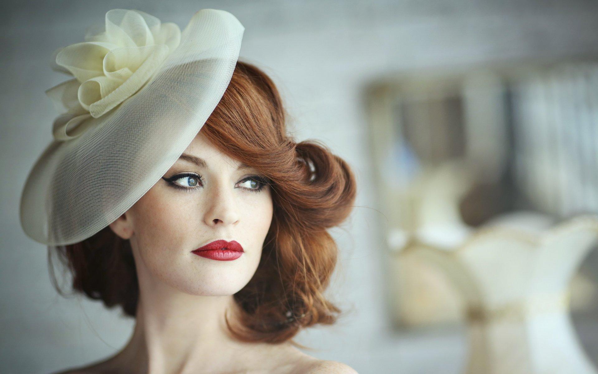 Фото дам в шляпах, Картинки дам в шляпах (36 фото) 23 фотография