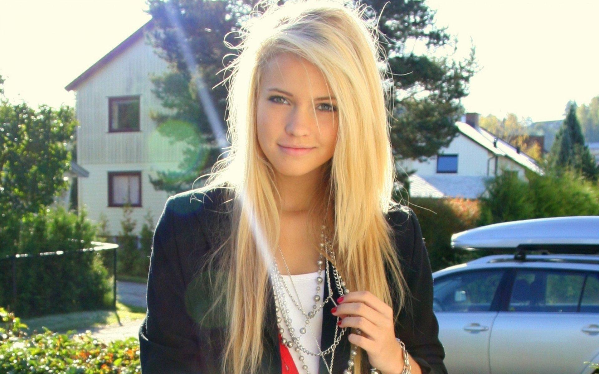 Фото и картинки девушек блондинок фото 54-1