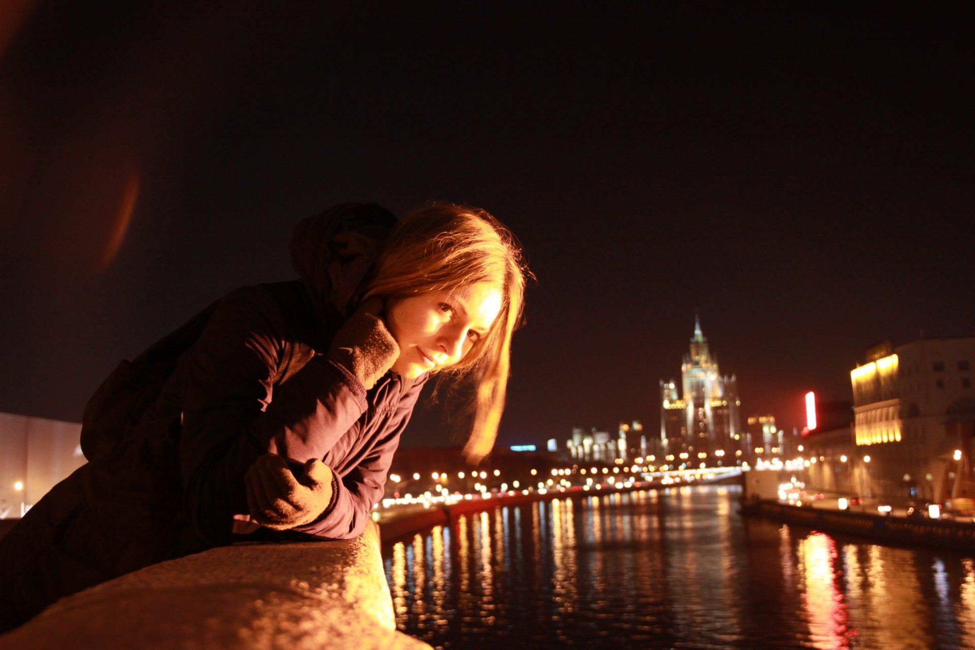познакомлюсь на ночь москва