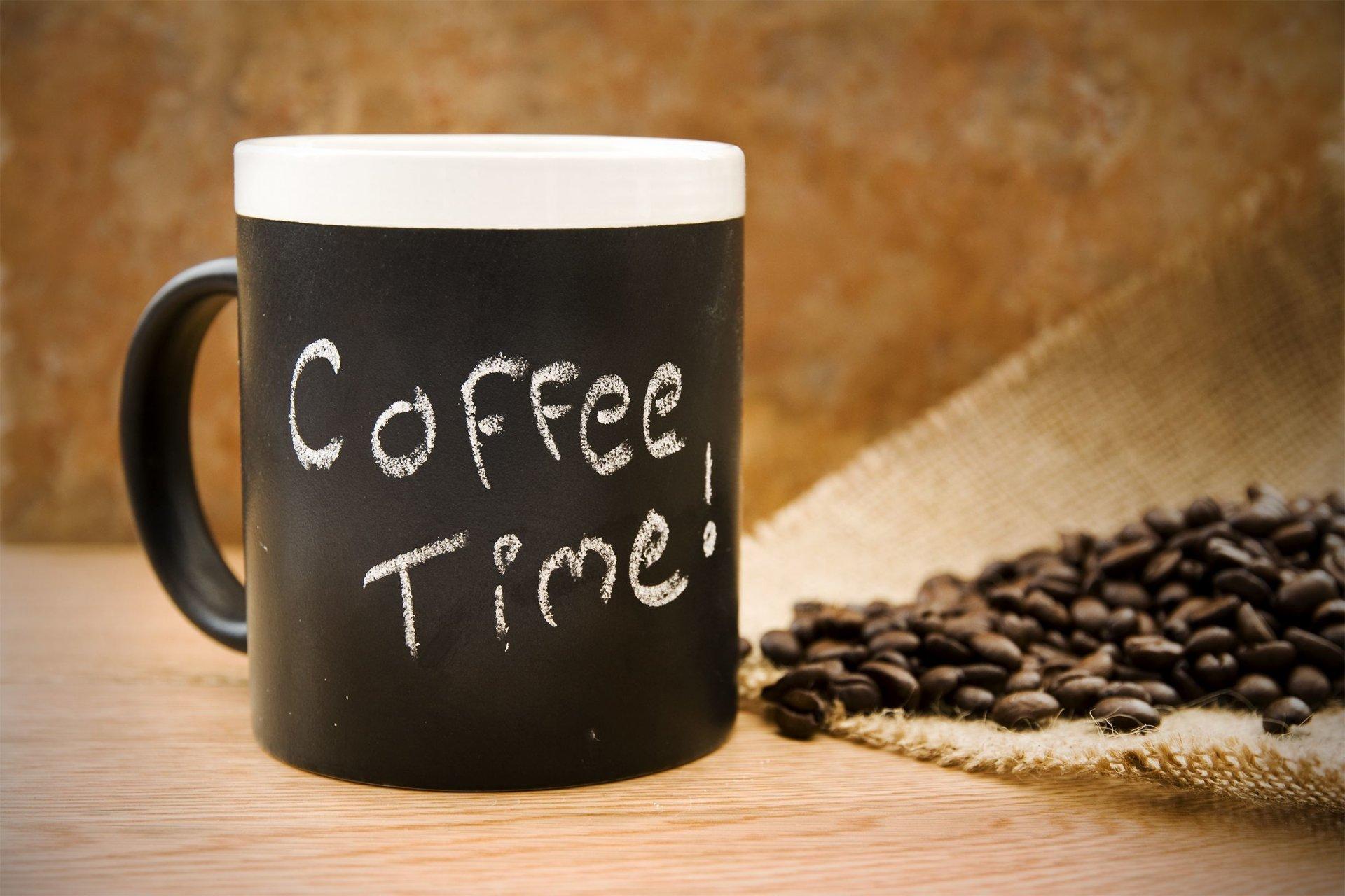 Картинки с кофе и надписями