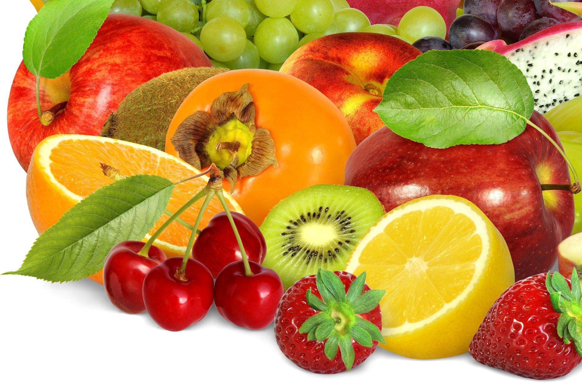 Картинки с фруктами на телефон