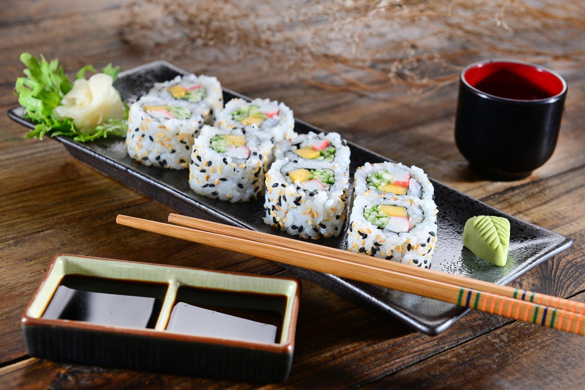 Открытки 2015, суши картинки