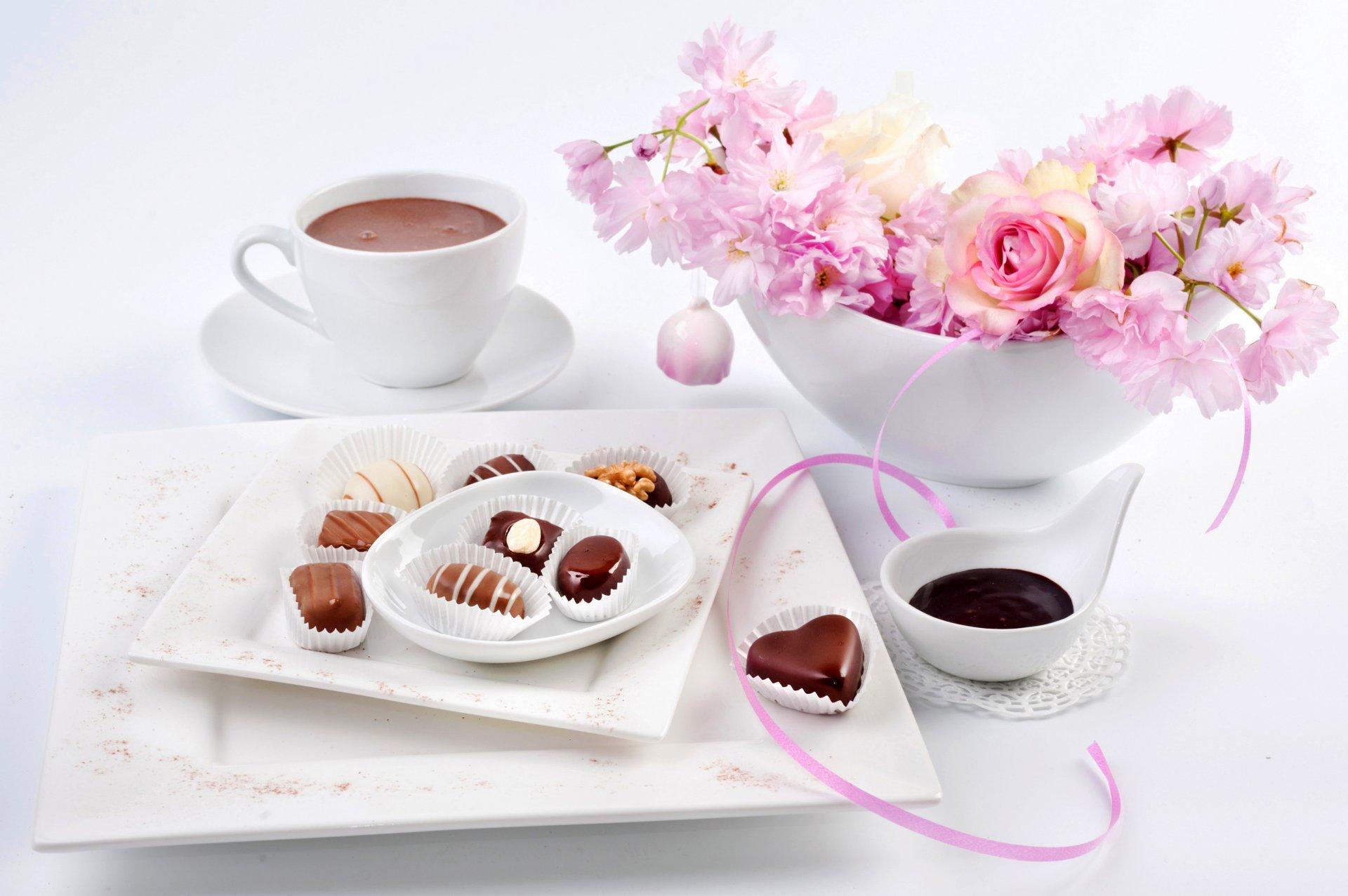 Картинки доброе утро кофе и цветы, картинками рождество