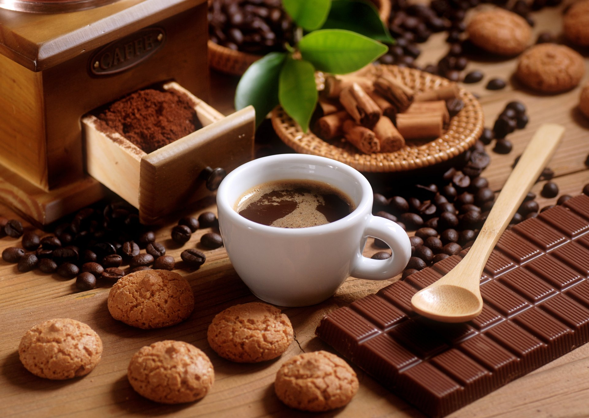 фото на тему кофе откладывают