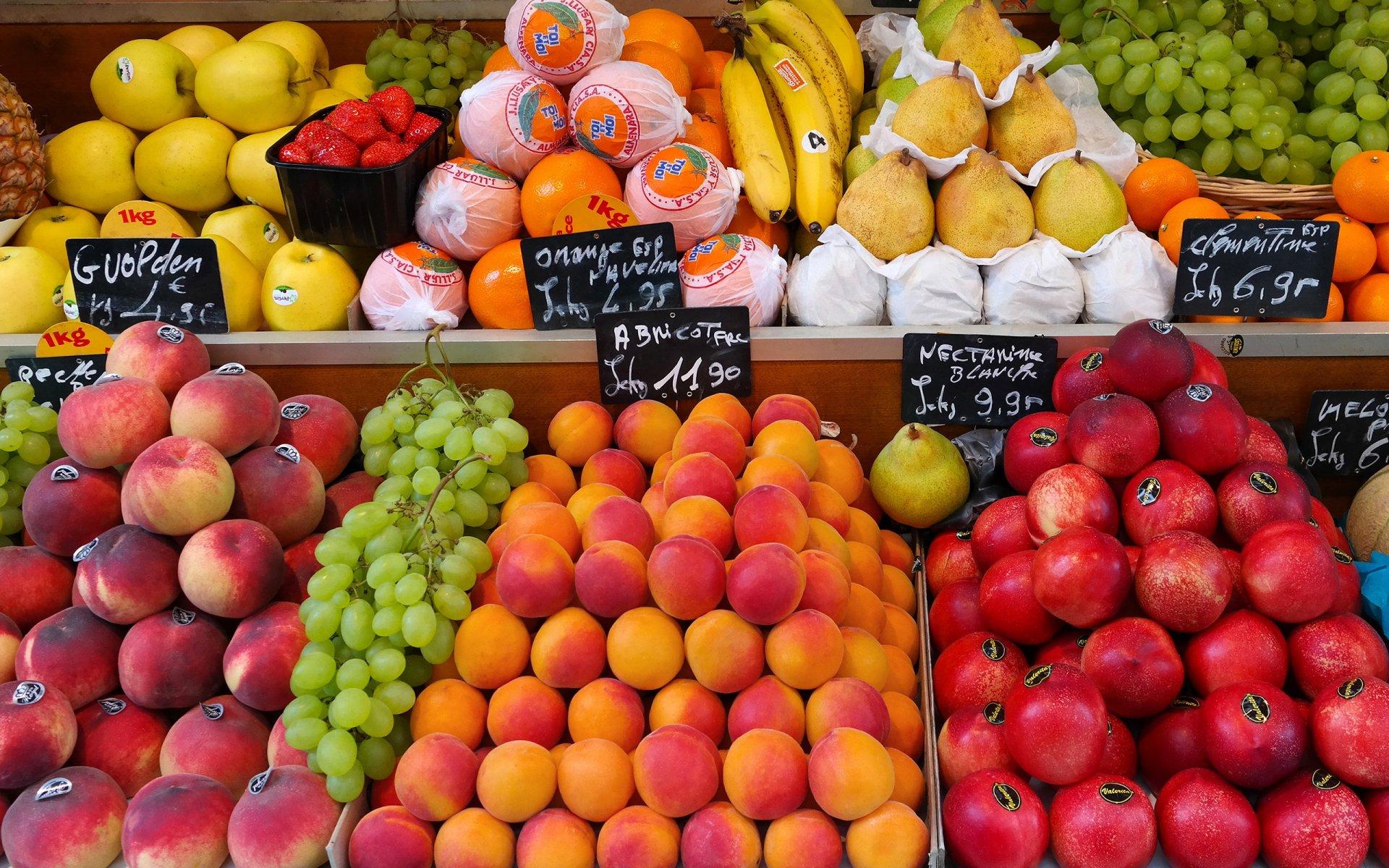 сколько надо денег открыть магазин фруктов и ягод