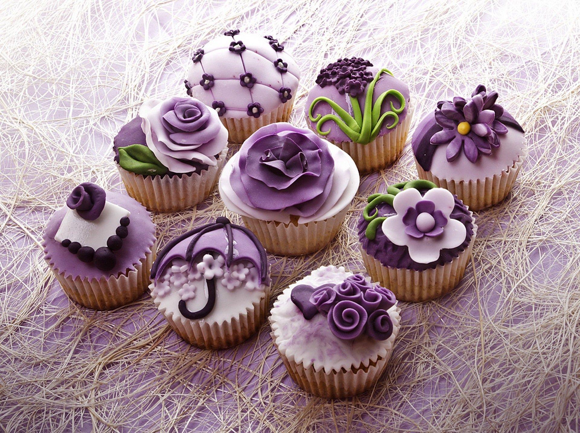 кексы пирожное cupcakes cake  № 132303  скачать