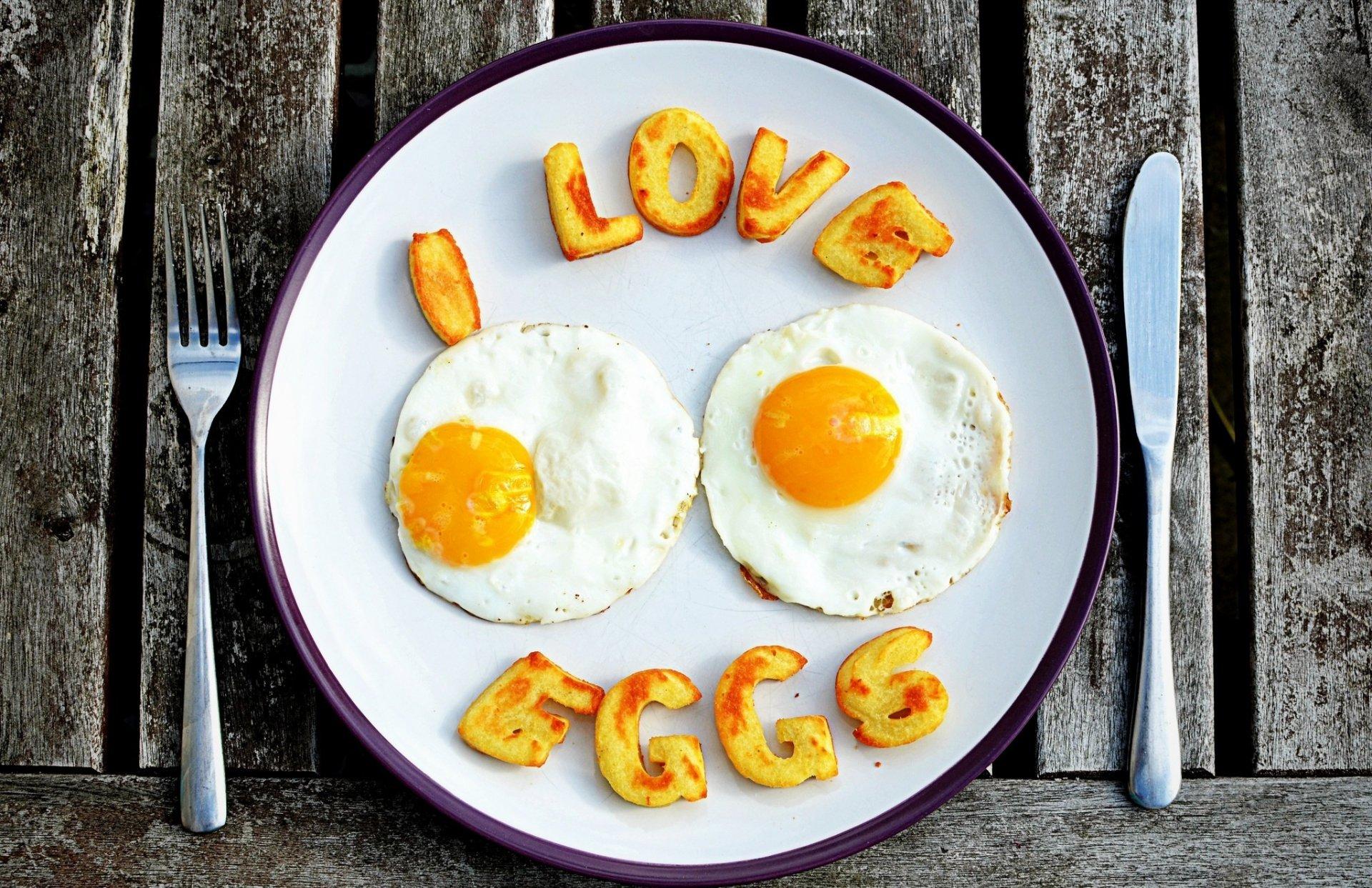 с добрым утром картинки с едой на тарелке прикольные смотрел